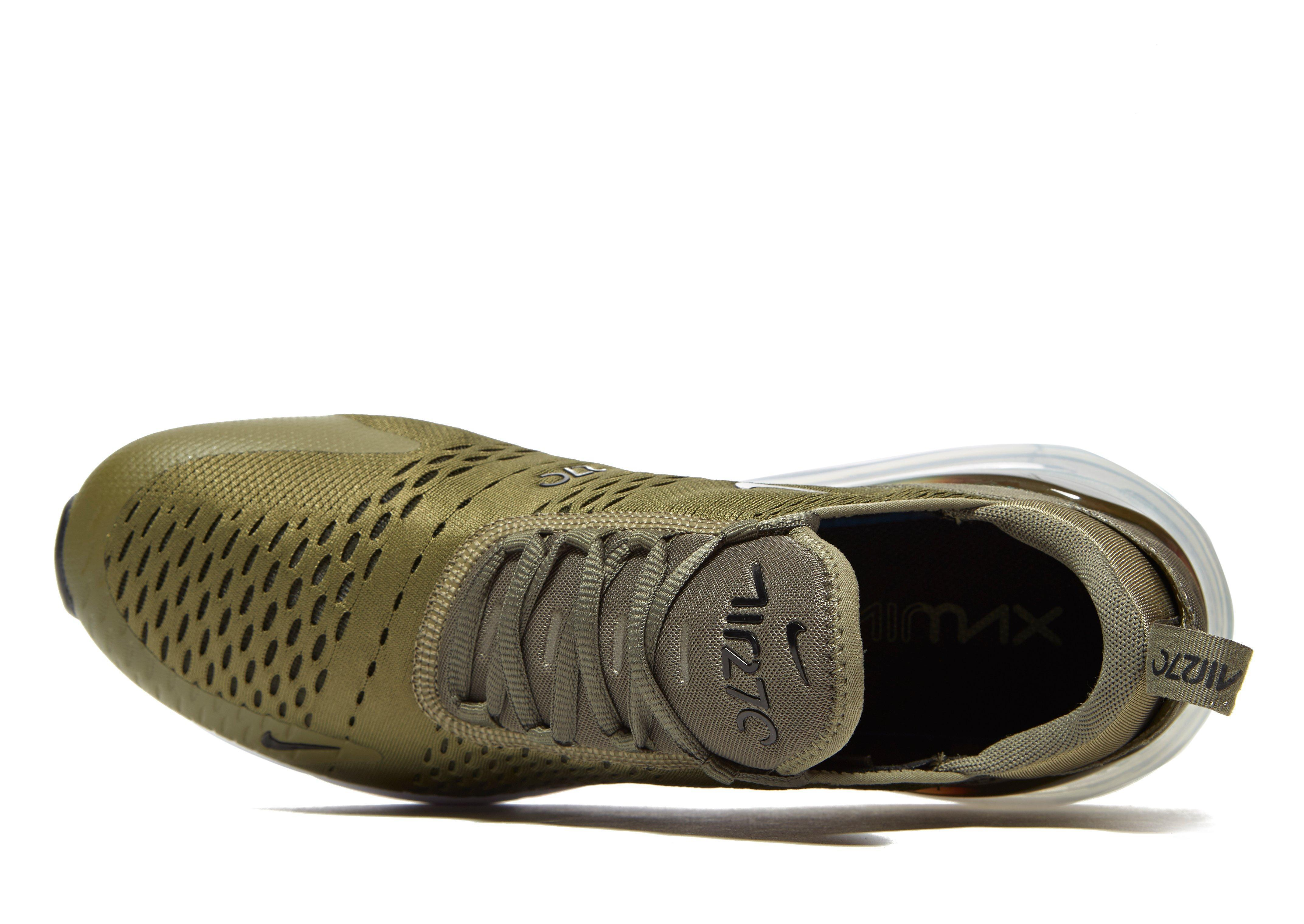 best website 543c1 121c7 Nike Air Max 270 in Green - Lyst