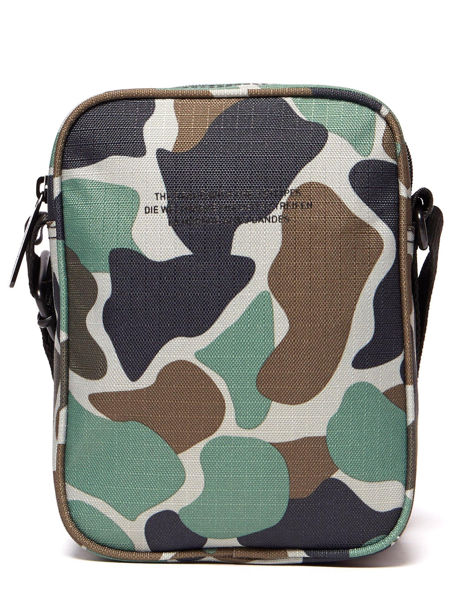 09d5e061df Lyst - adidas Originals Mini Bag in Green for Men