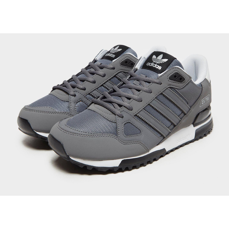 new product 7e736 fdb6f Adidas Originals - Gray Zx 750 for Men - Lyst. View fullscreen