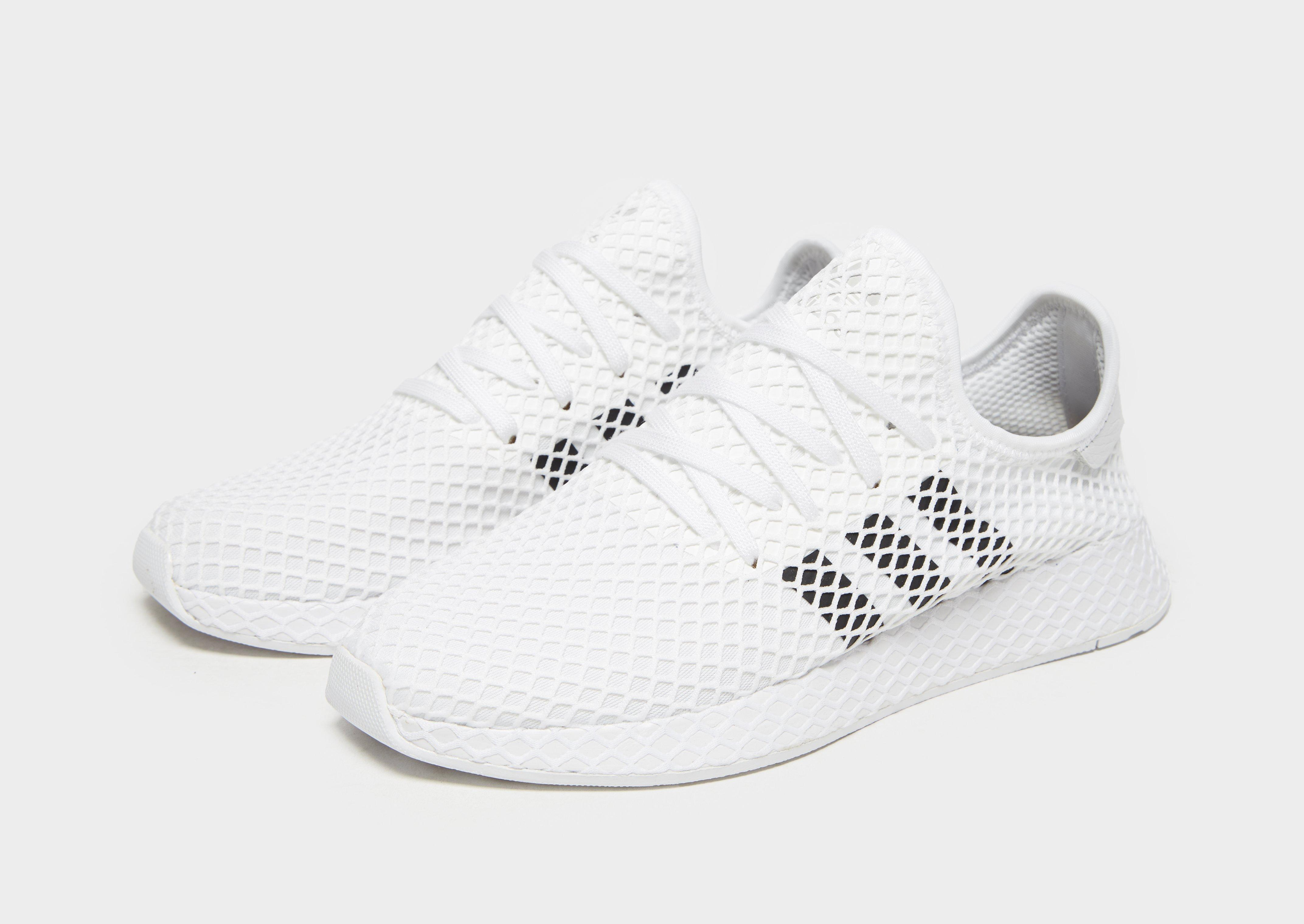 da5a3e84e Lyst - Adidas Originals Deerupt in White for Men