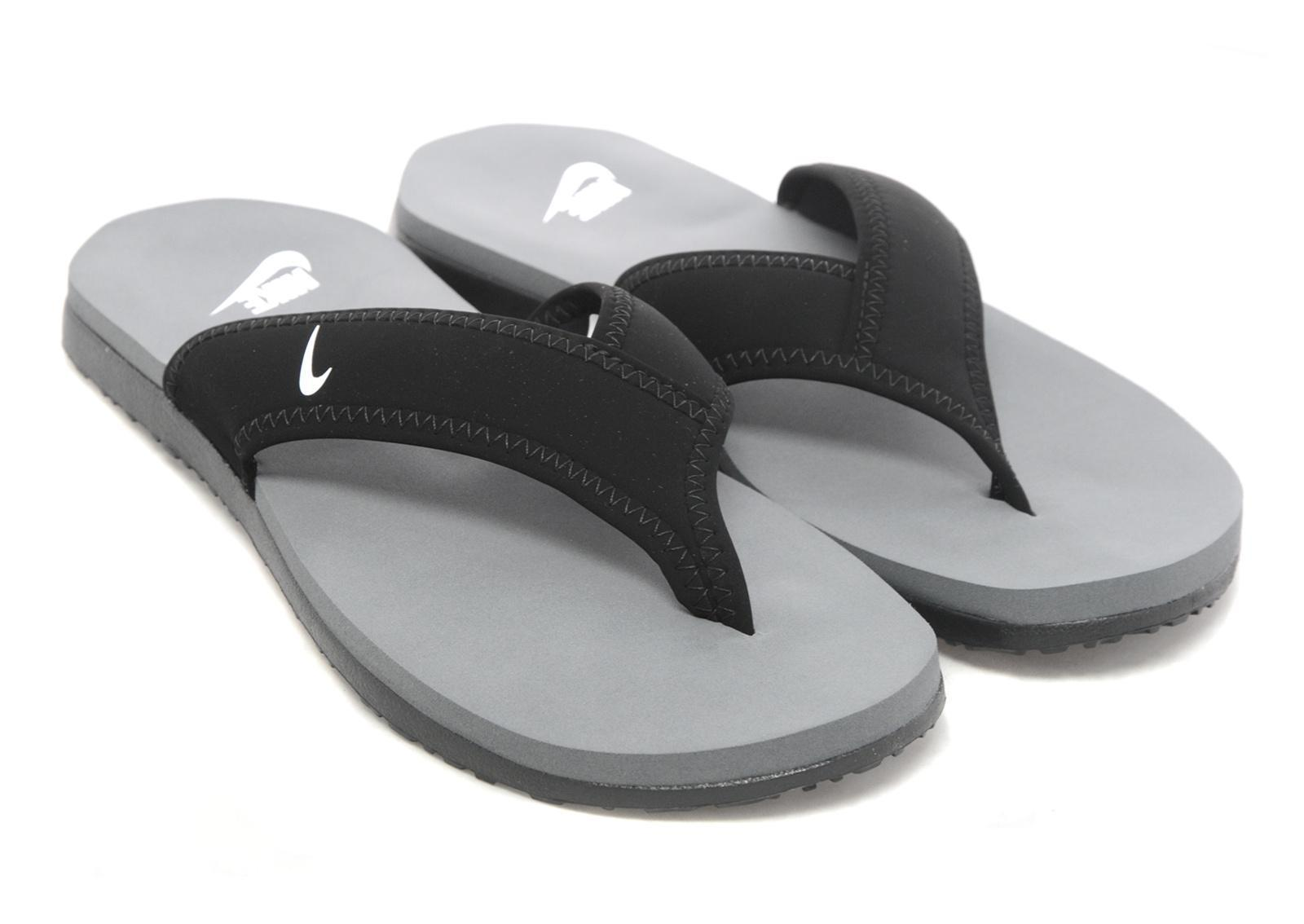 61aeb53e4146 ... switzerland lyst nike celso thong sandals in black for men 76dc7 07188