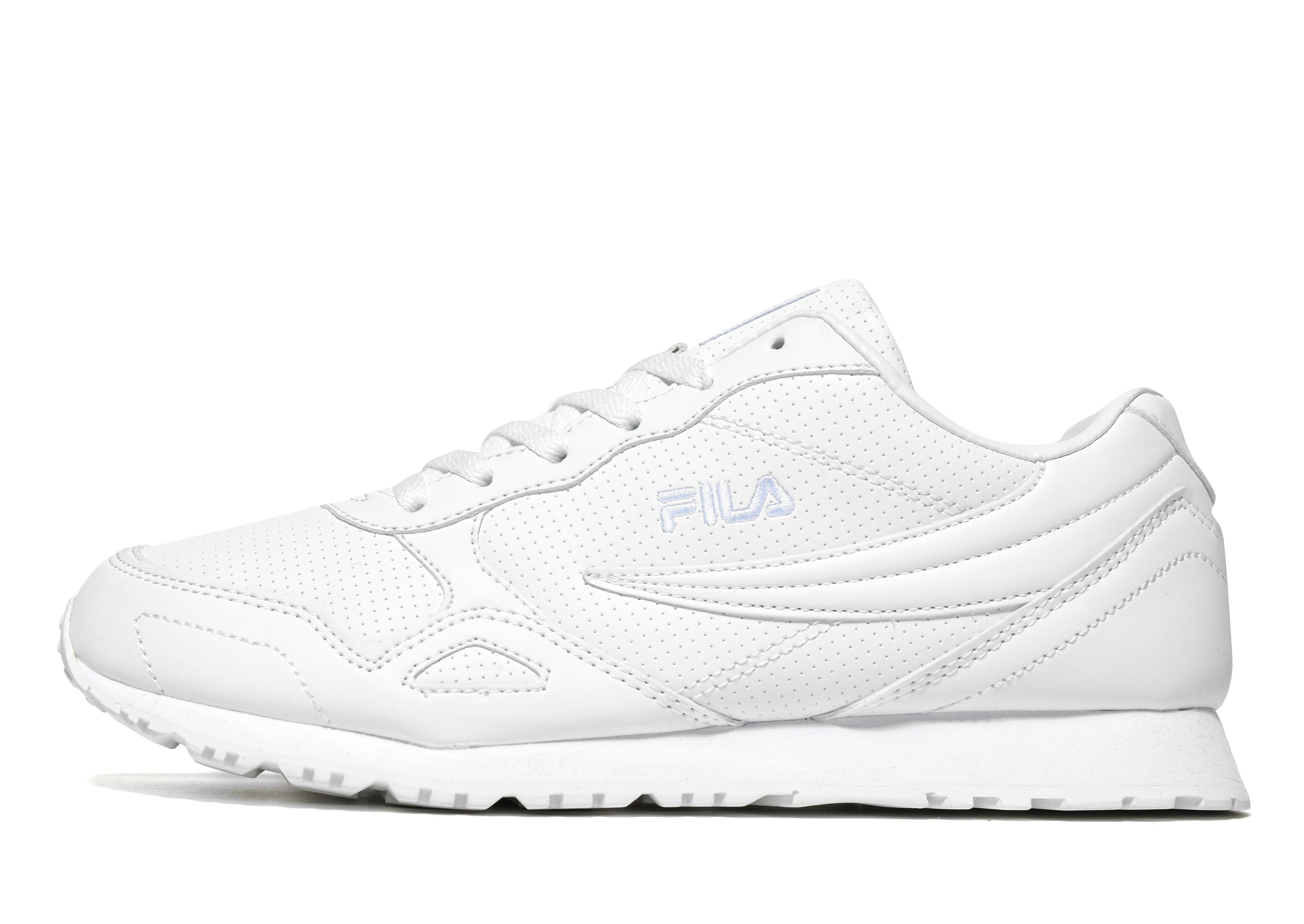edc12c802633 Lyst - Fila Euro Jogger 4 Perforated in White for Men