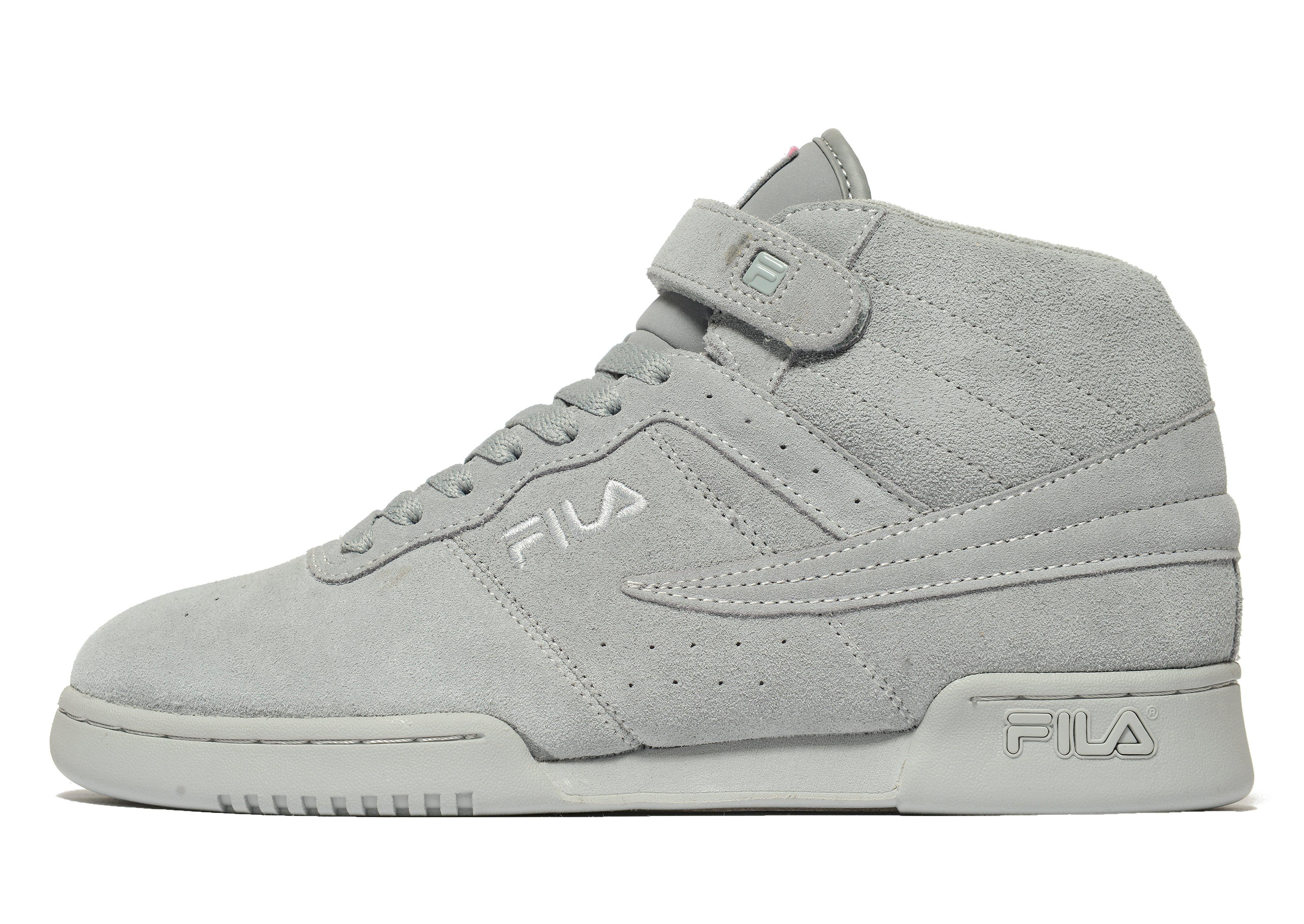 c08838d795a0 Lyst - Fila F13 Lux in Gray for Men