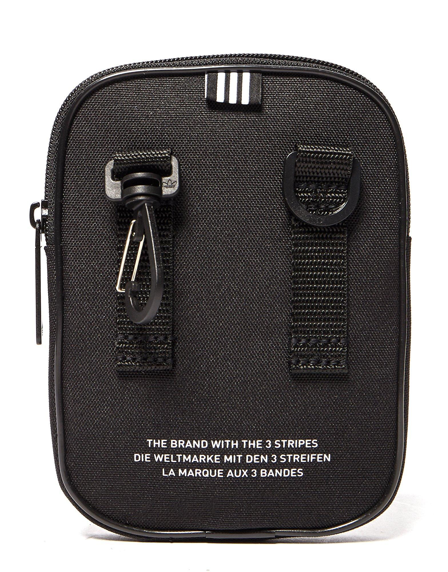 ... Lyst - Adidas Originals Trefoil Festival Bag in Black for Me purchase  cheap 213c3 8e1c0 ... 78118d7a0838c