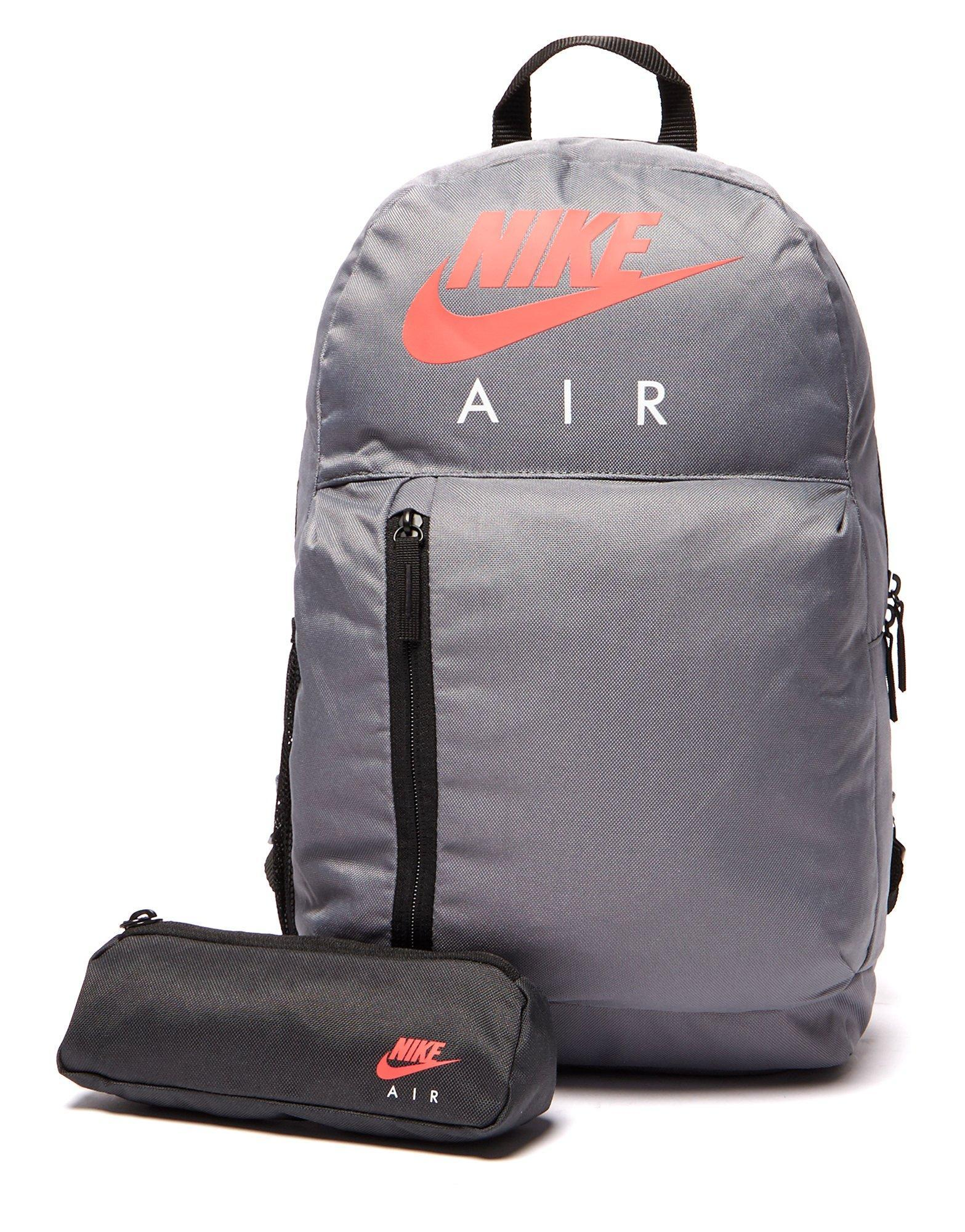 Nike Backpack With Shoes Case
