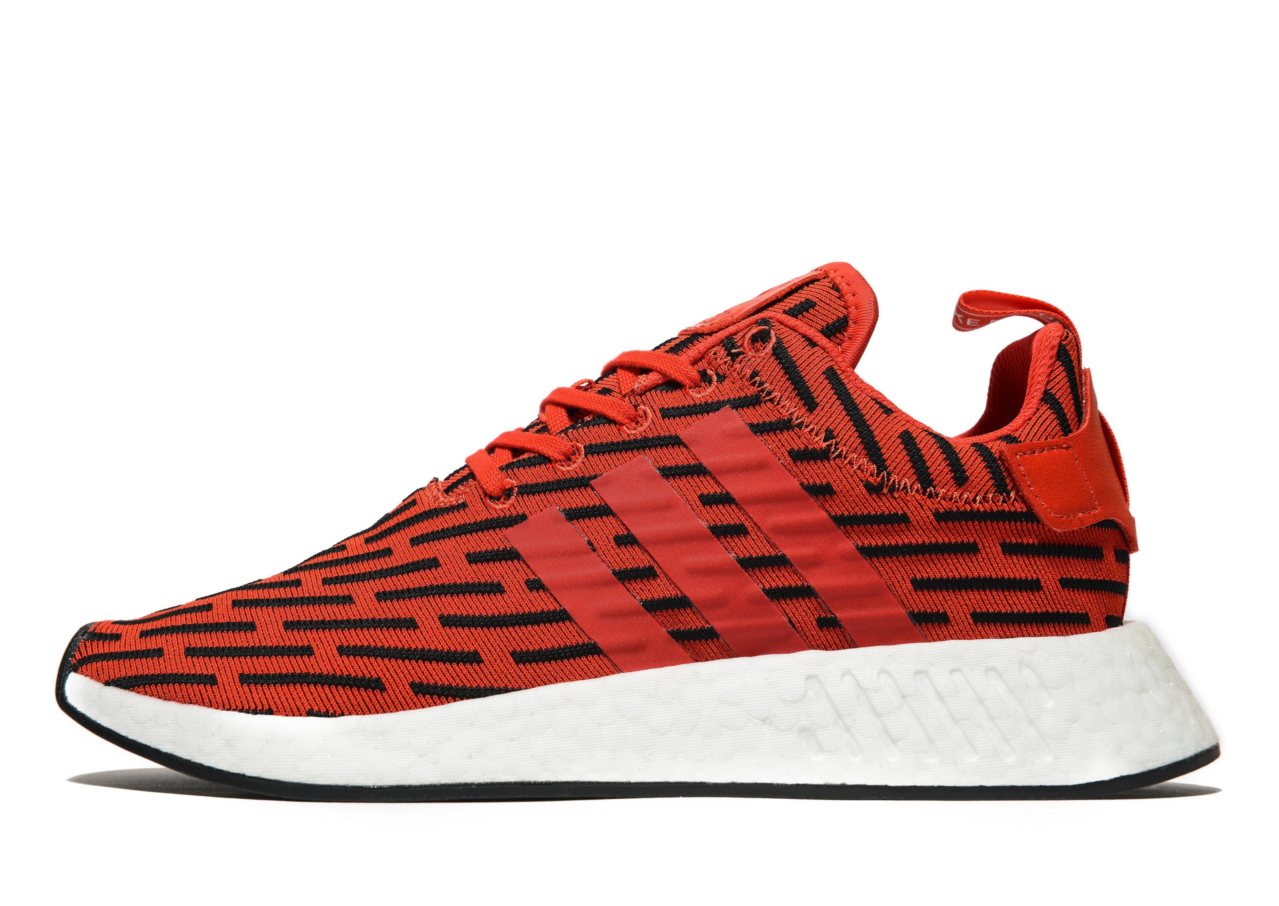 quality design c4d4d 10012 Lyst - Adidas Originals Nmd R2 in Red for Men