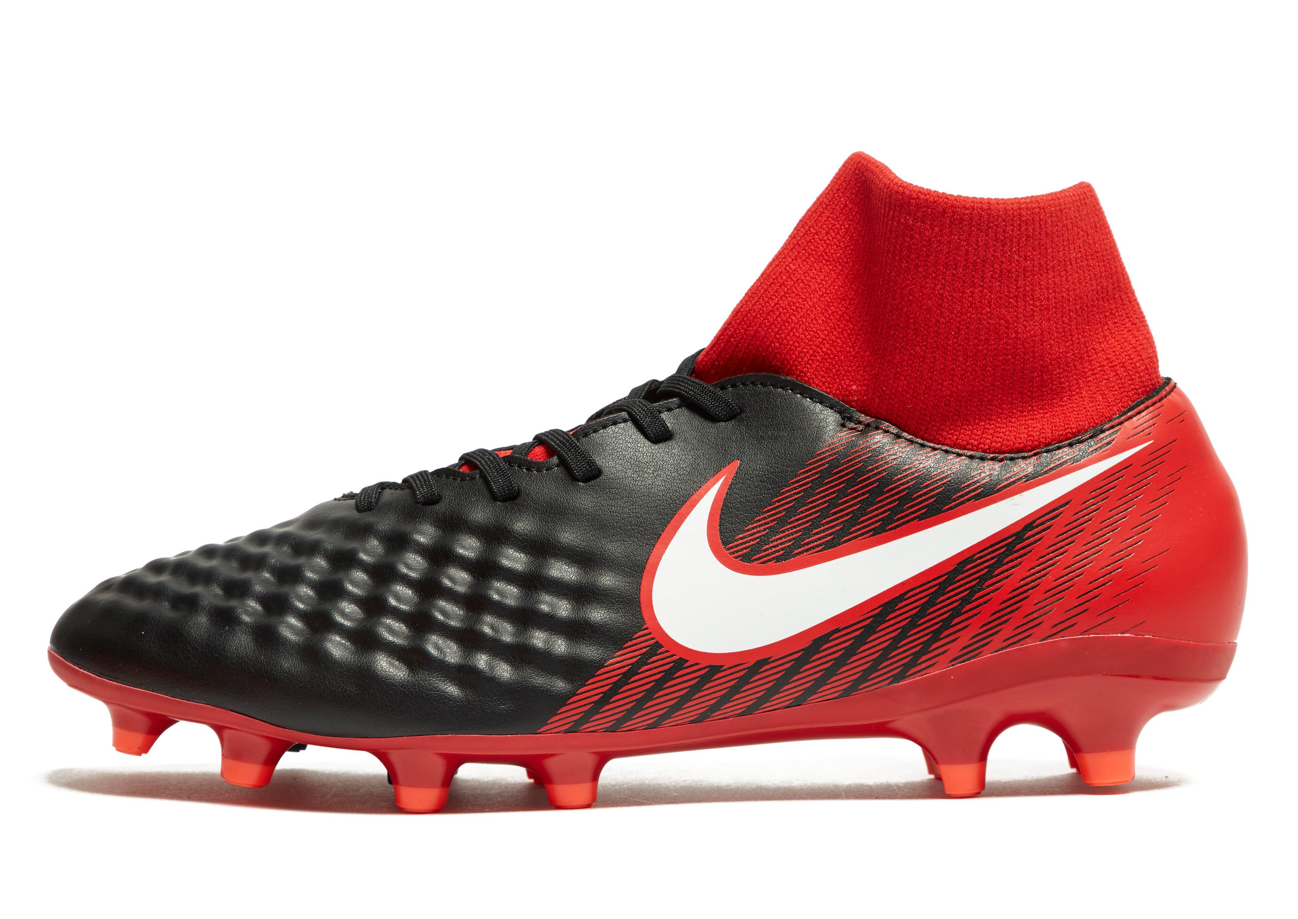 4aca8ac6d Nike Magista Onda Df Fg R in Red for Men - Lyst