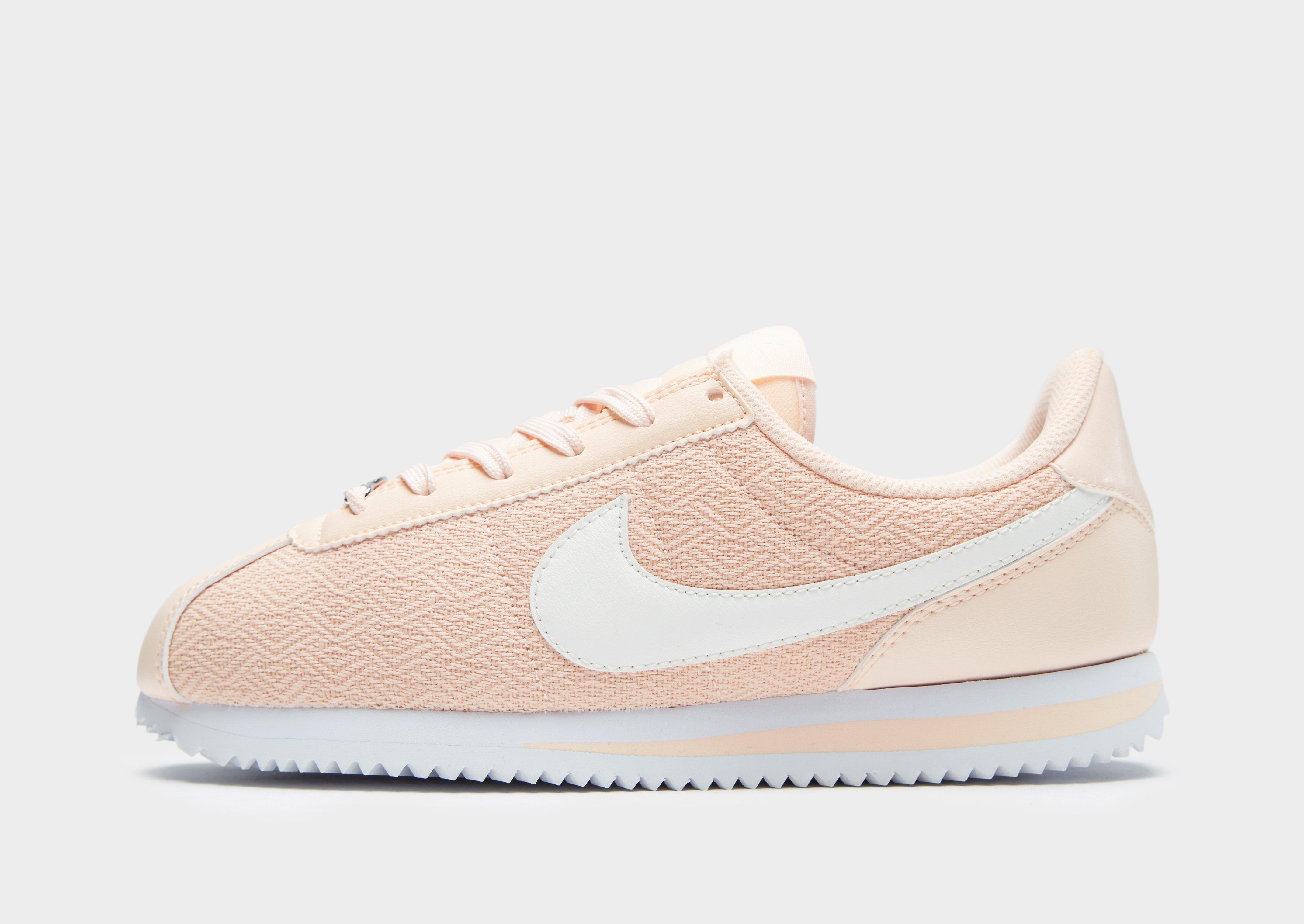 Lyst - Nike Cortez Se Junior in Pink 64cb6b7d8