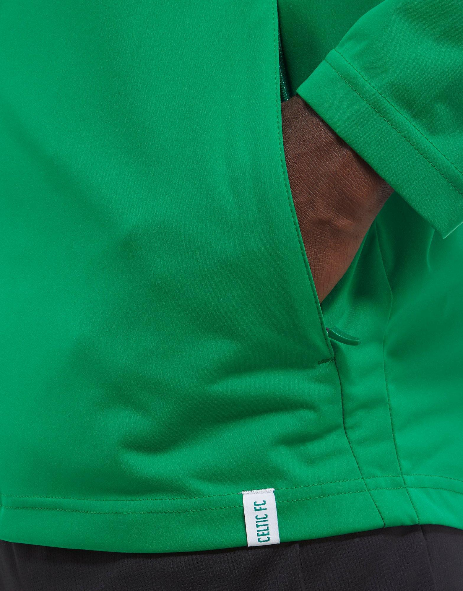 New Balance Celtic Rain Jacket Pre Order in Green for Men Lyst