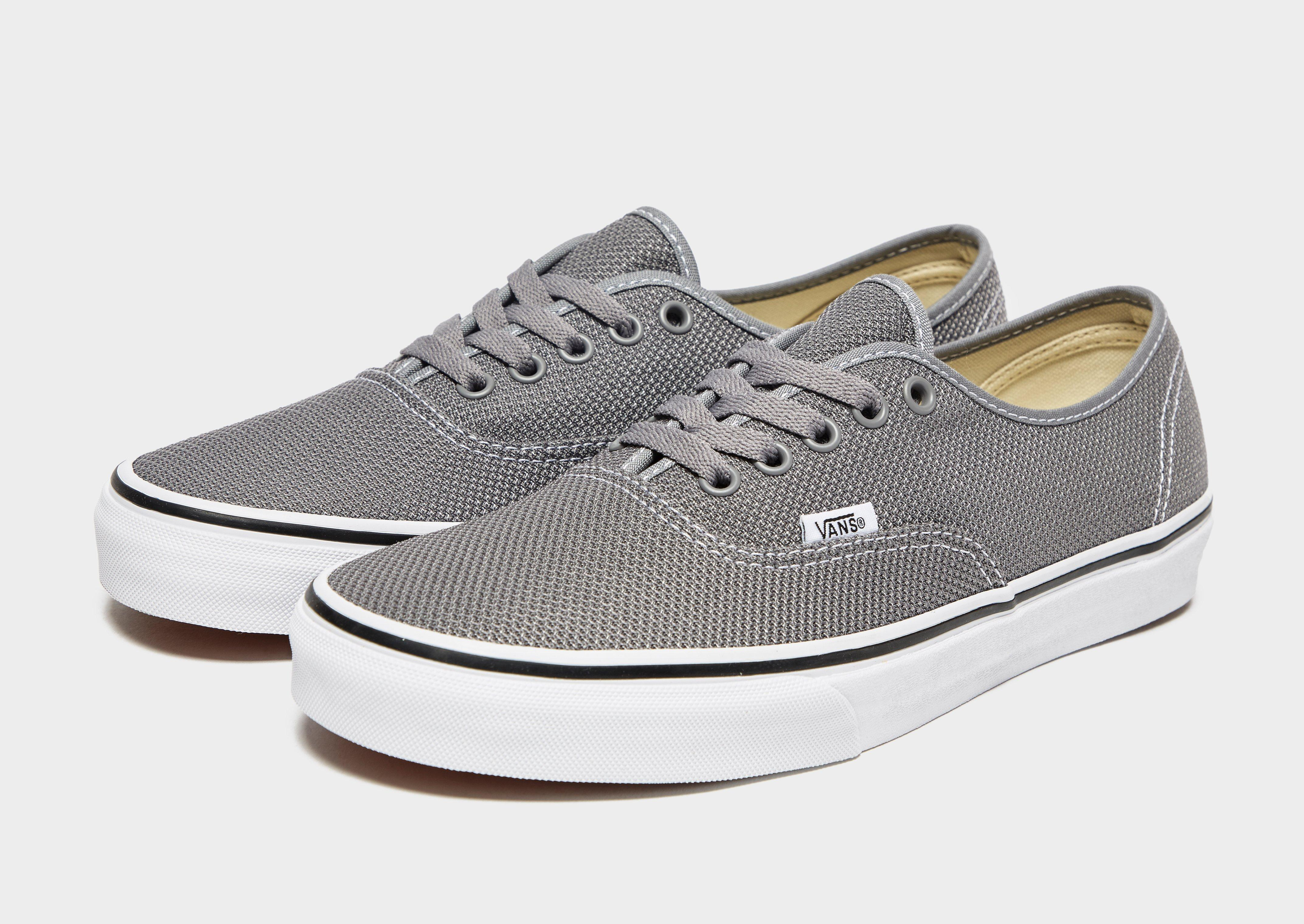 d574dbec3b Lyst - Vans Authentic in Gray for Men - Save 17.391304347826093%