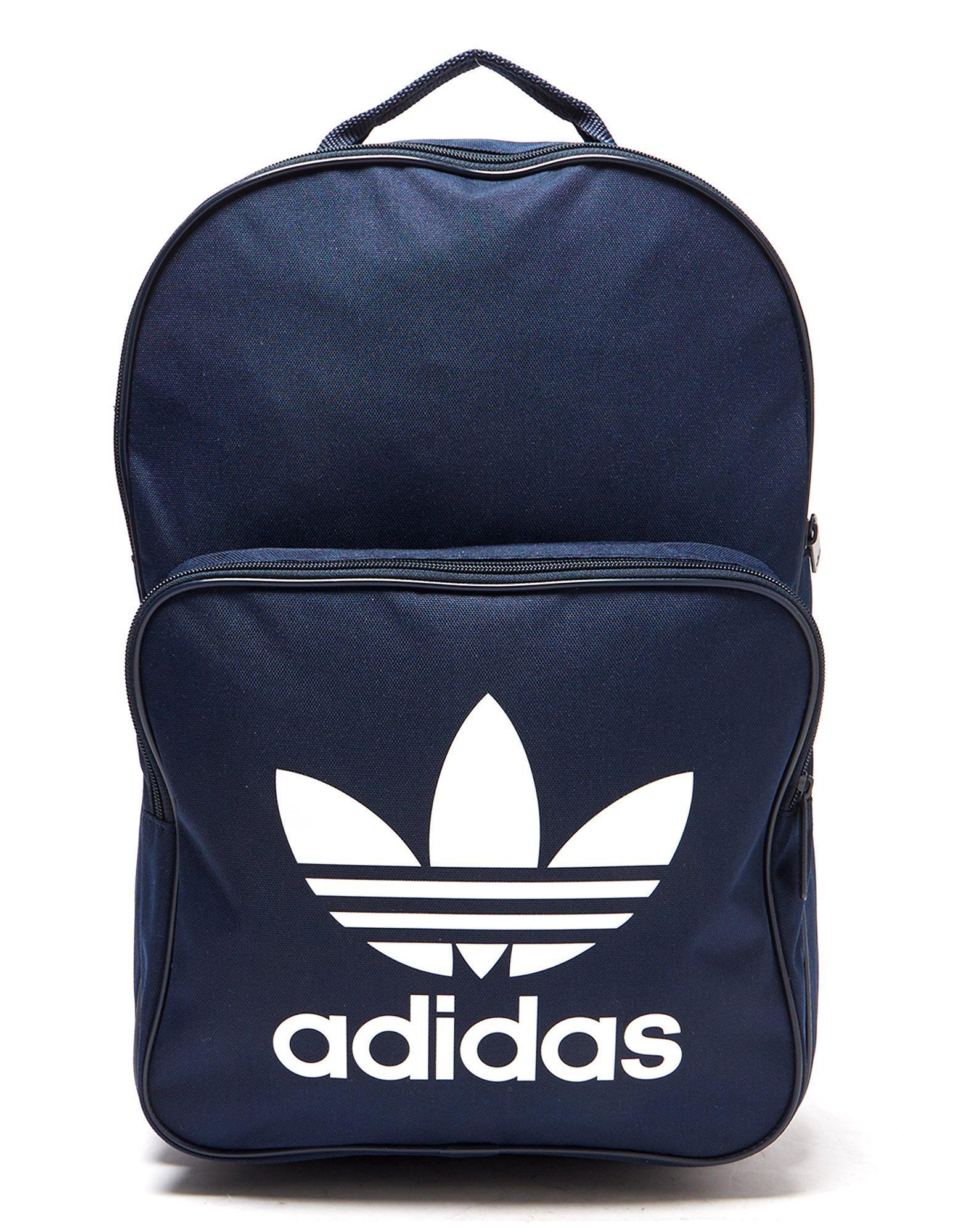 3b6e63fbf4 Lyst - adidas Originals Classic Backpack in Blue for Men