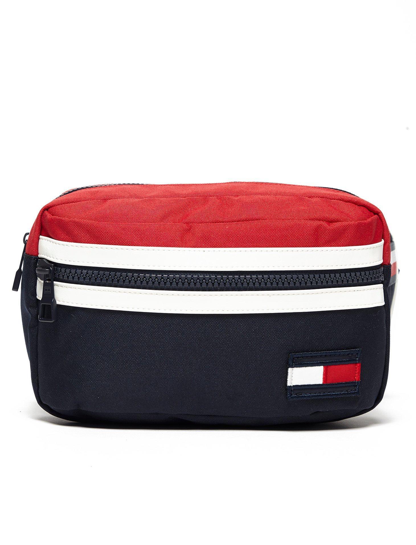 462f6fe4a Lyst - Tommy Hilfiger Crossbody Waist Bag in Blue for Men