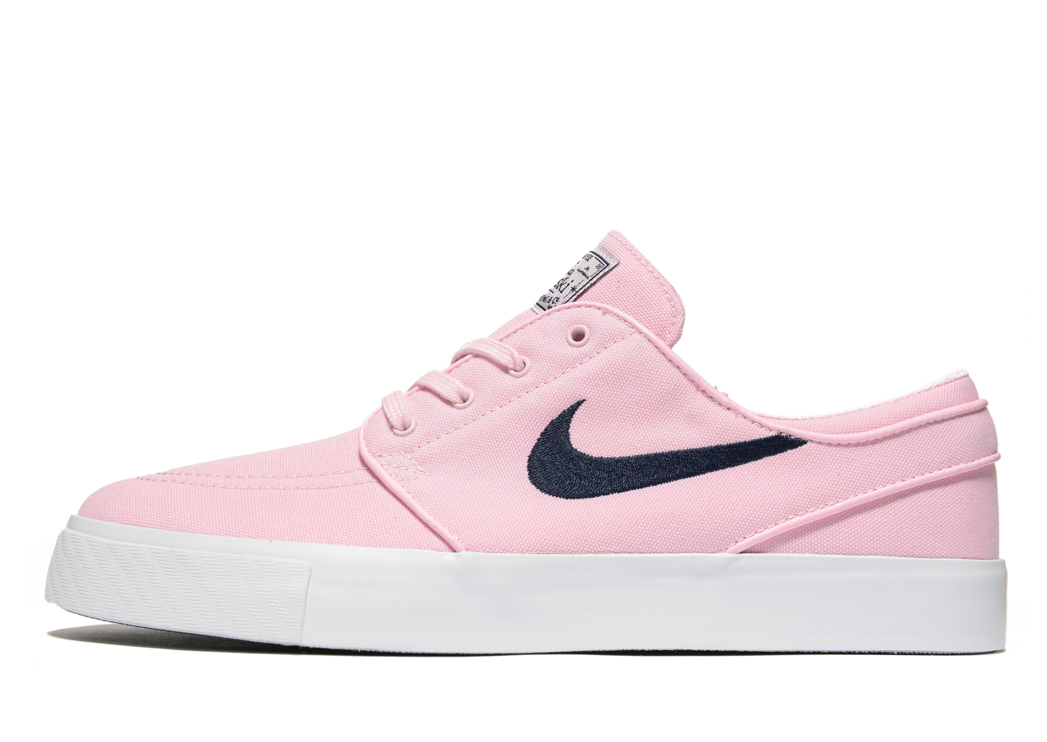 Lyst Nike Zoom Stefan Janoski Canvas in Pink