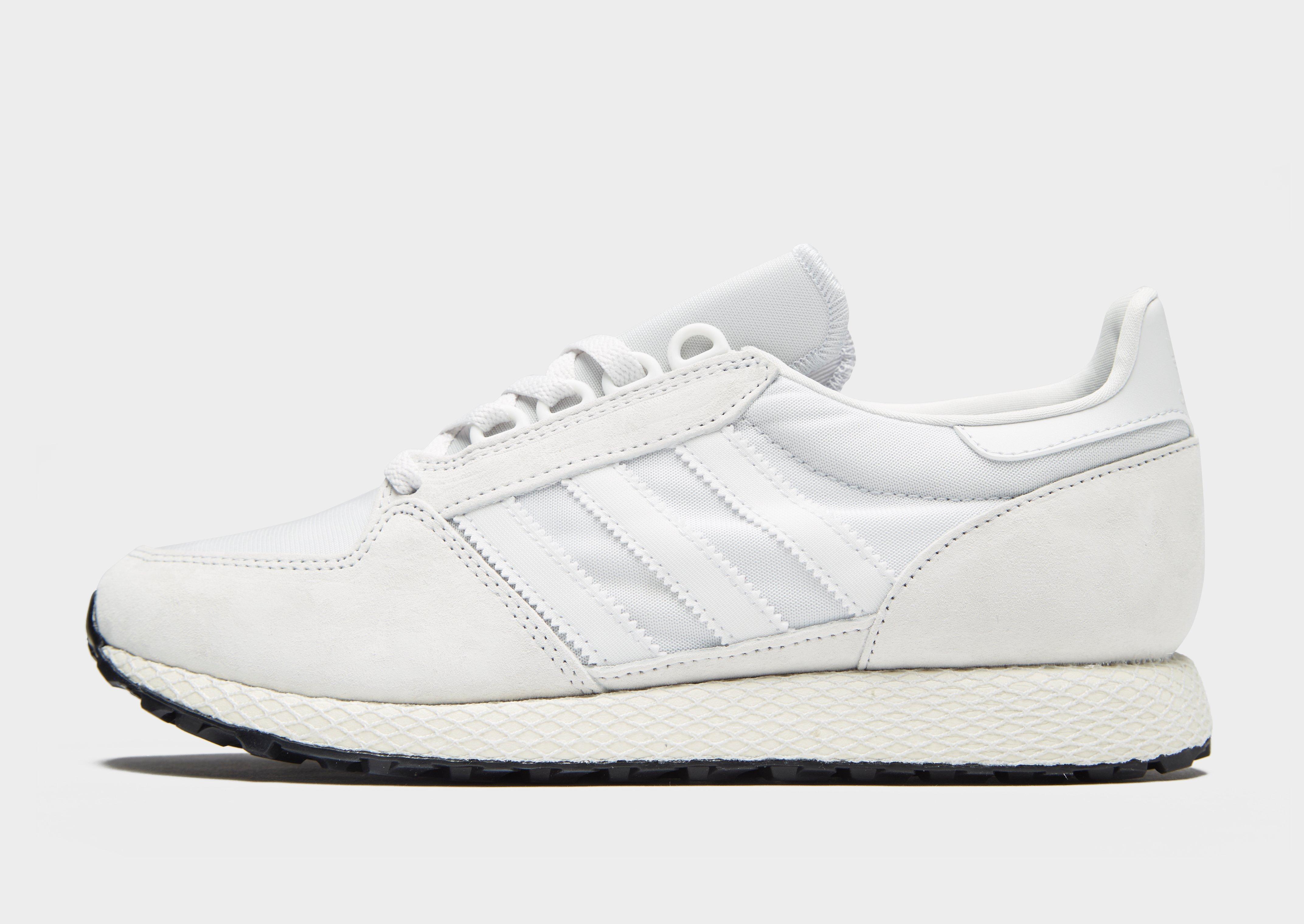 hot sale online d7d14 b3c59 adidas Originals Forest Grove in White for Men - Lyst