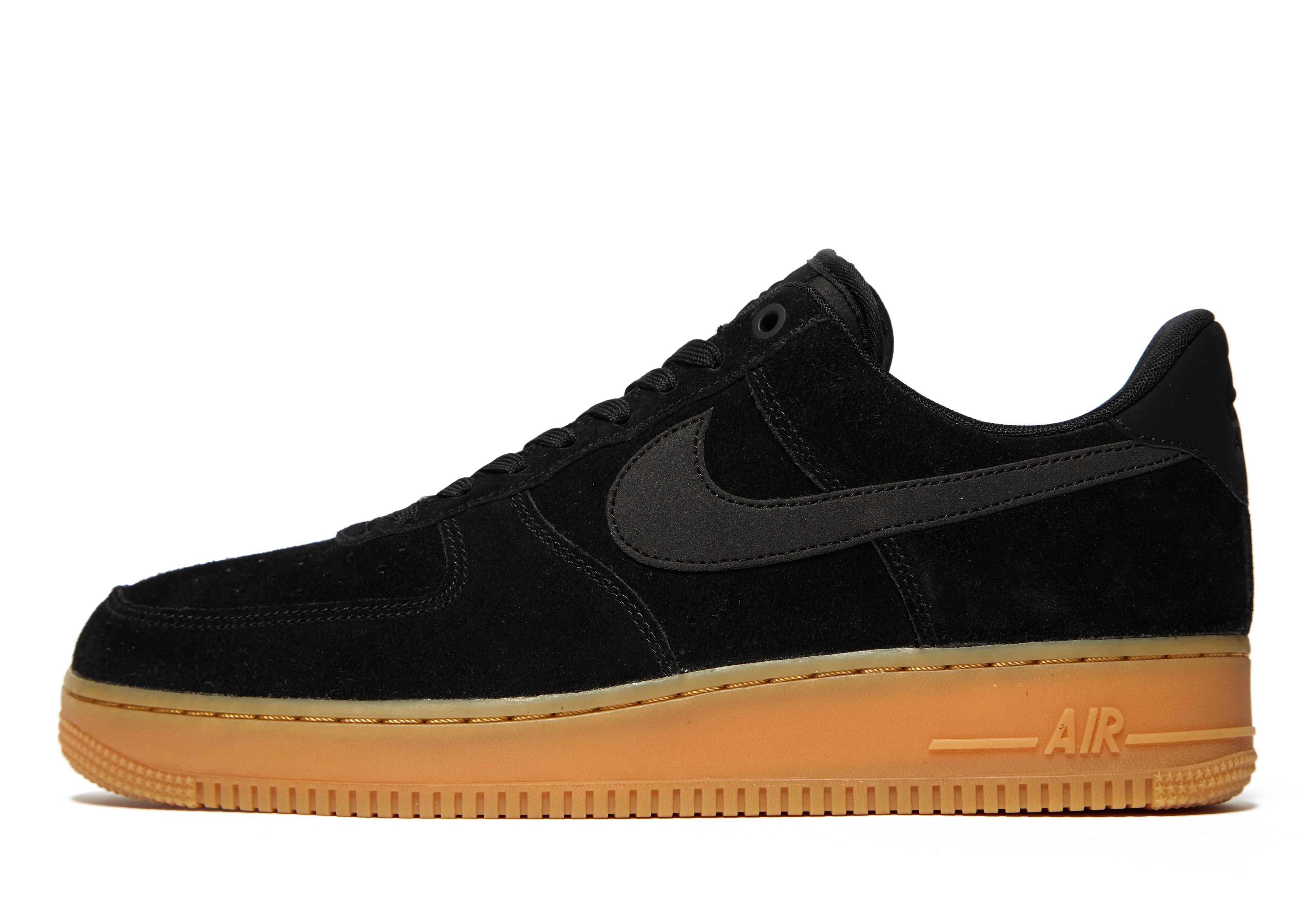 various colors 30c66 c38e8 Nike. Men s Black Air Force 1 Lv8