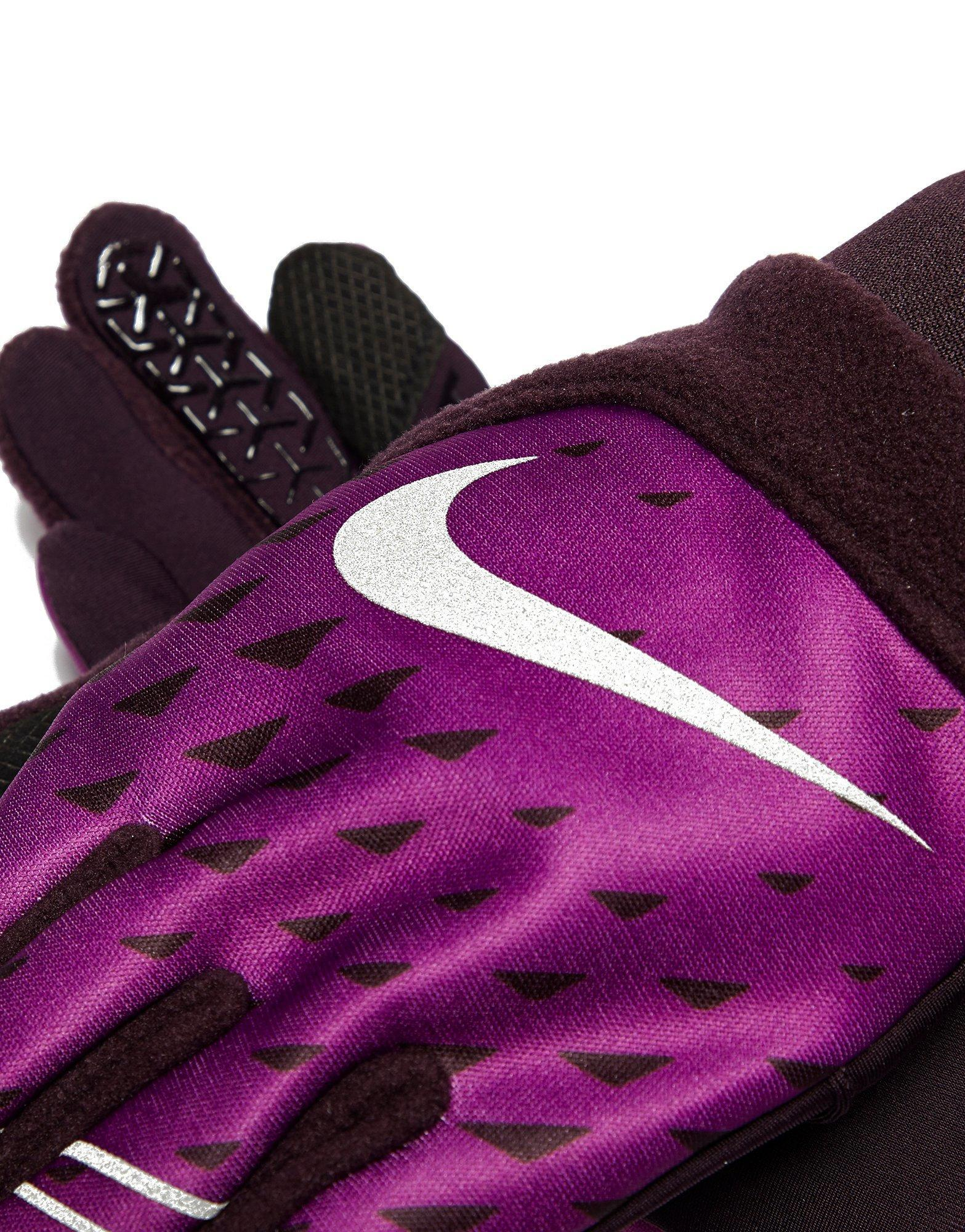 Nike | Pink Therma-fit Running Gloves for Men | Lyst. View Fullscreen