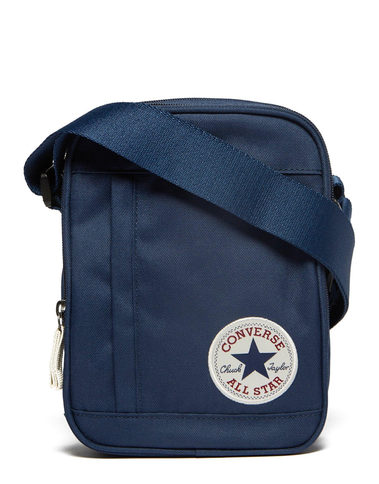 8cbcdf42d7 Converse Core Small Items Bag in Blue for Men - Lyst