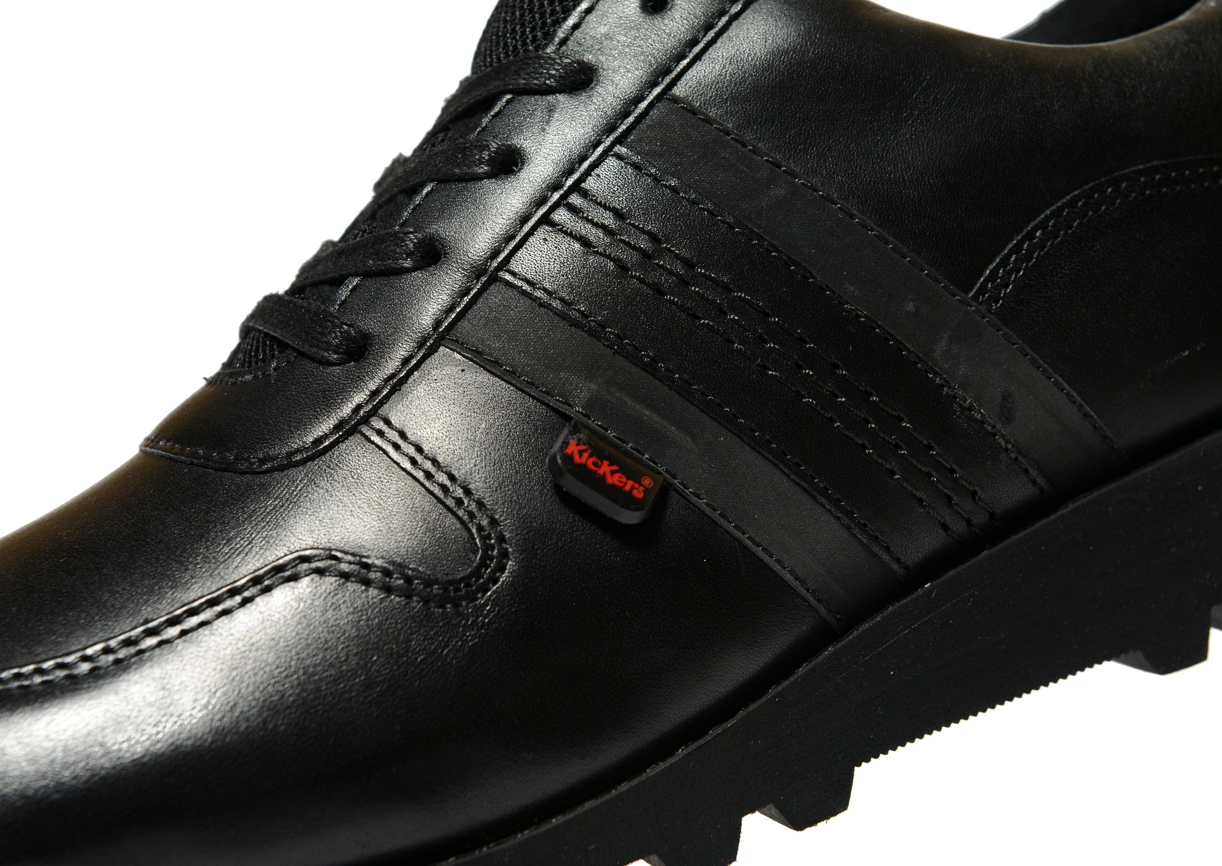8c32f790aee Lyst - Kickers Kick Neko in Black for Men