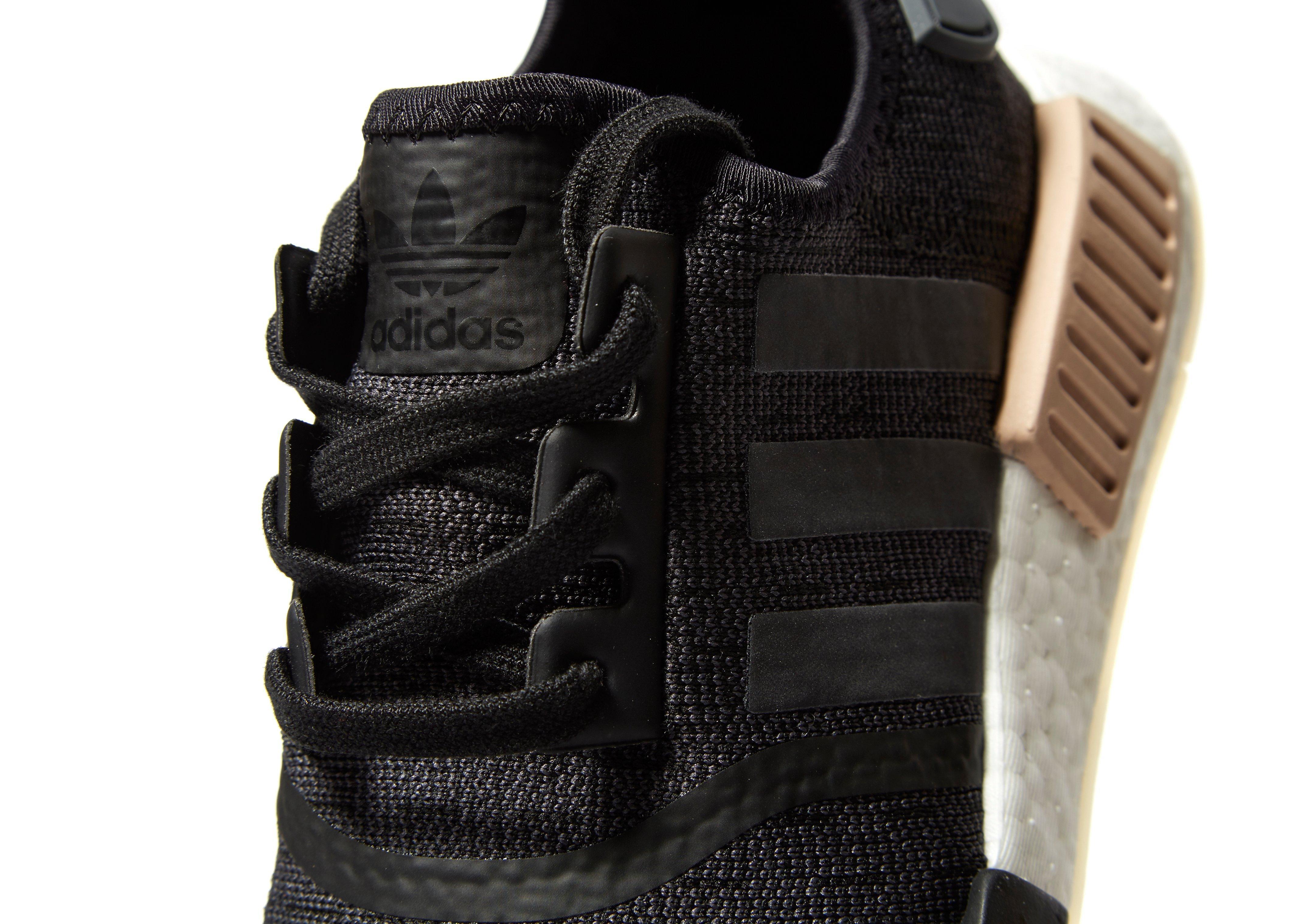 1447a11e88da5 Lyst - adidas Originals Nmd r1 in Black