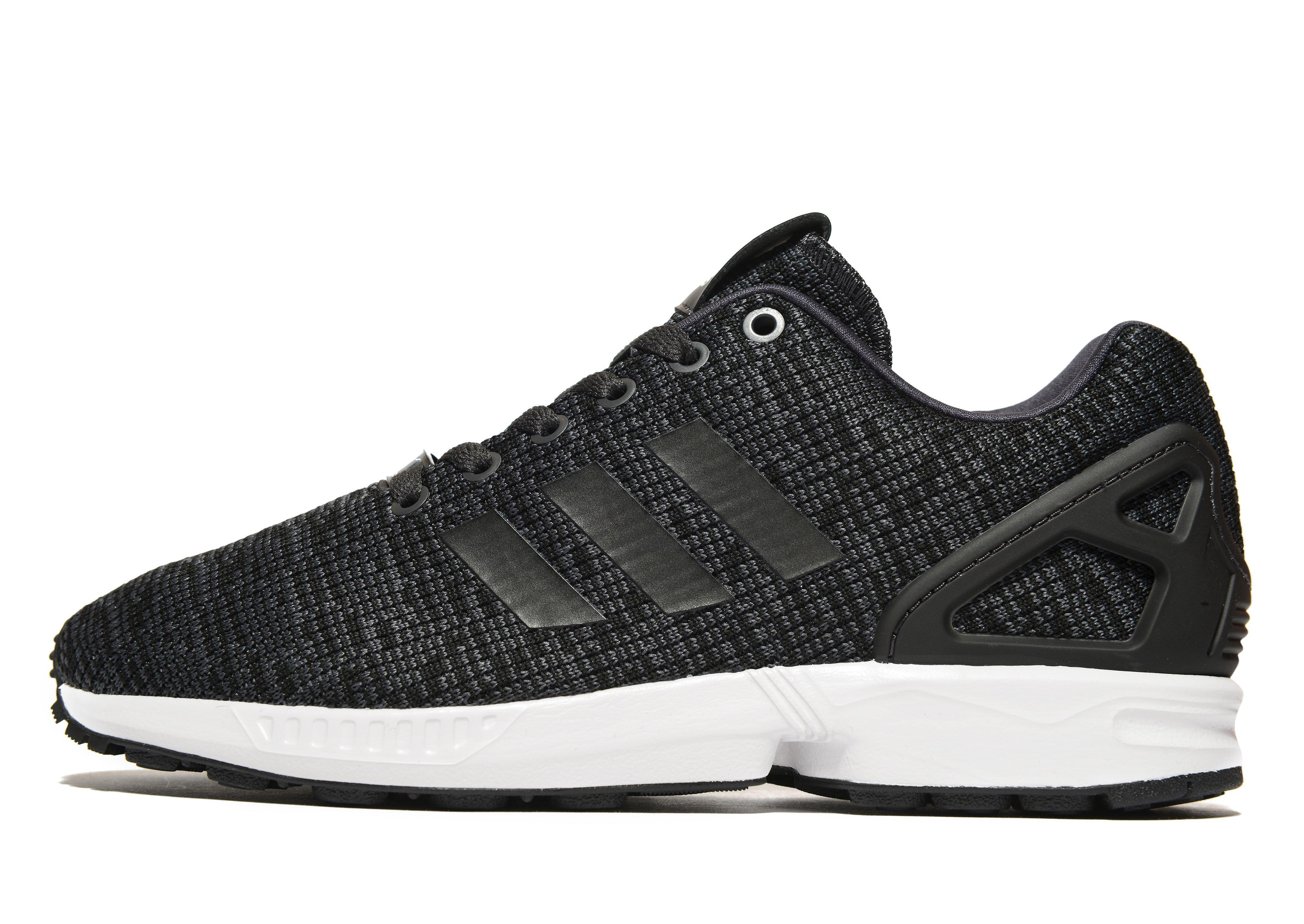 df8978cd2 Lyst - Adidas Originals Zx Flux in Black for Men