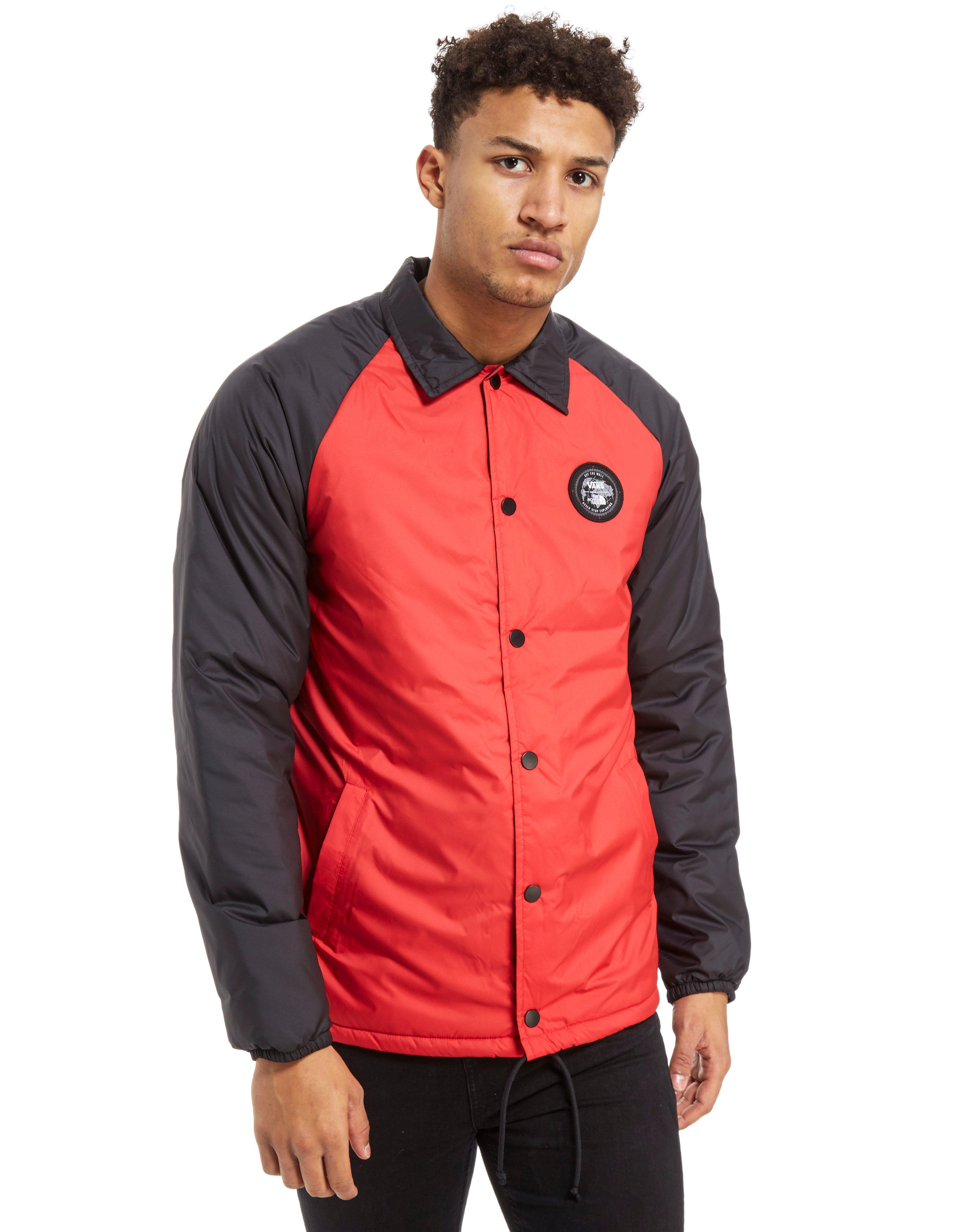 39e7a532be9f Vans ® X The North Face Thermoballtm Torrey Jacket in Red for Men - Lyst