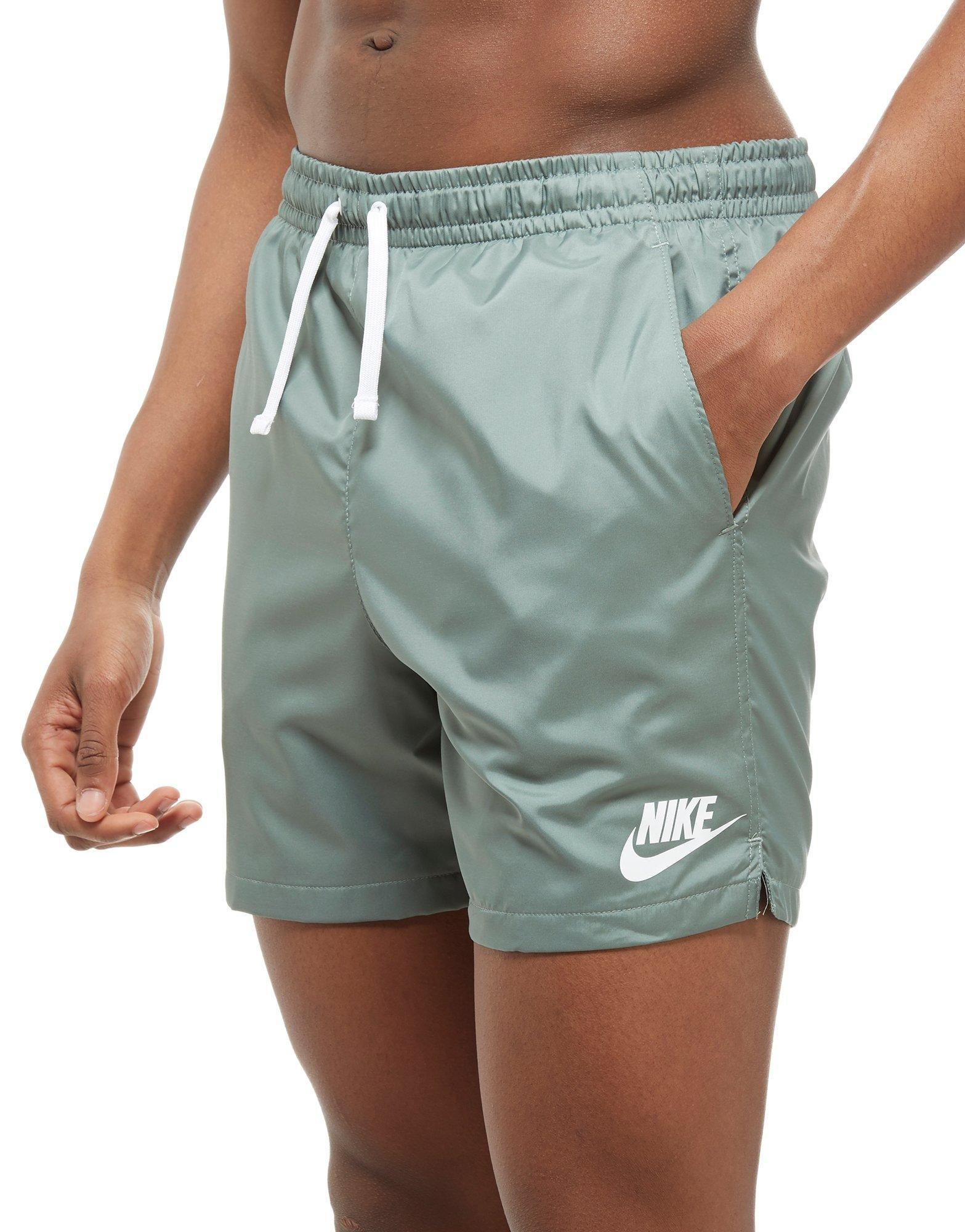 a61d14b8d4 Nike Flow Swim Shorts in Green for Men - Lyst