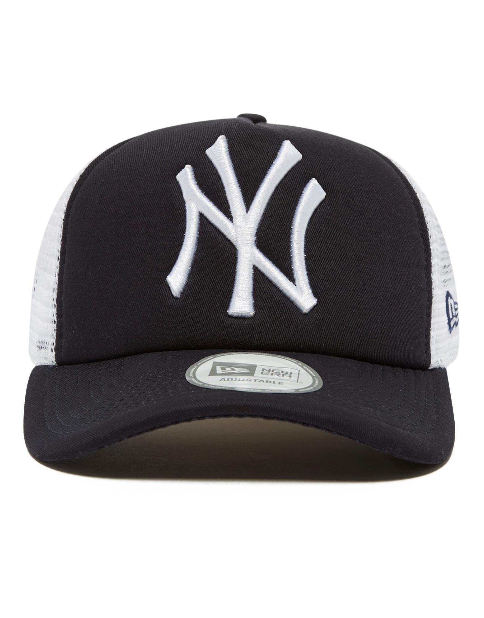 d4a694e2646 Lyst - Ktz Mlb New York Yankees Snapback Trucker Cap for Men
