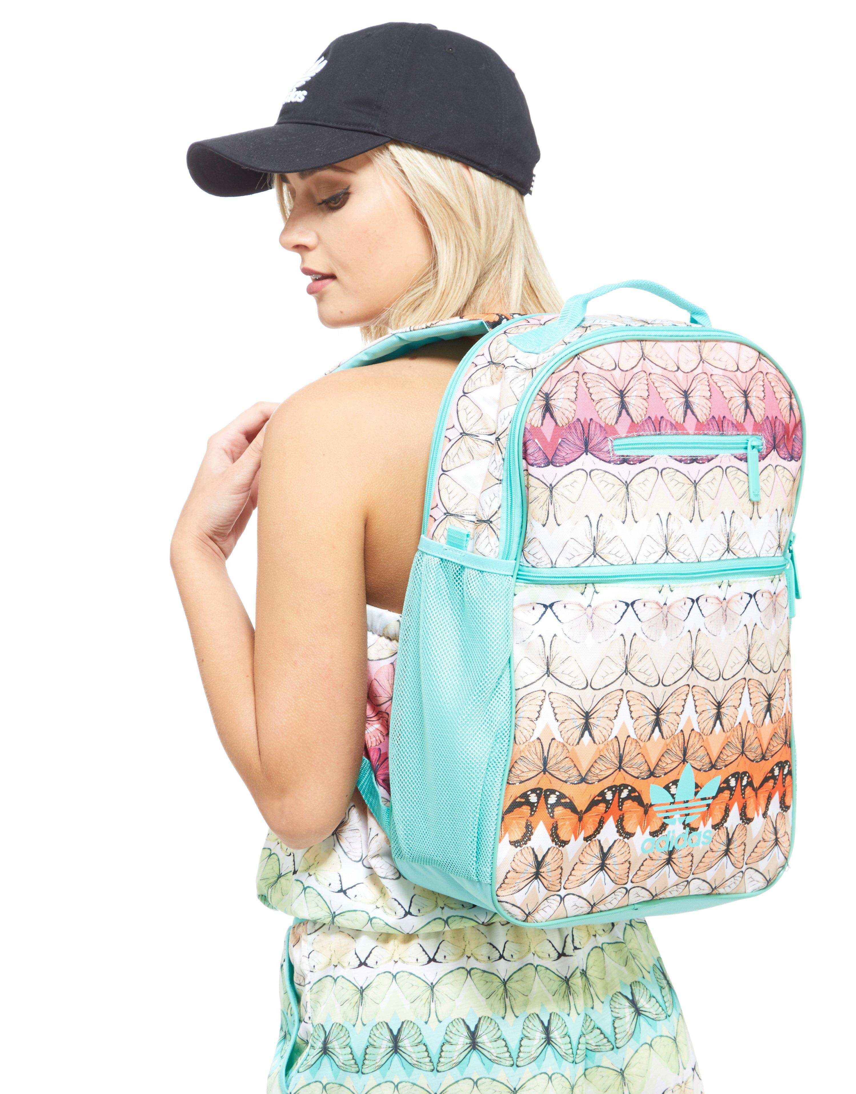 30e42ed1c0b1 adidas Originals Farm Essential Backpack in Blue - Lyst