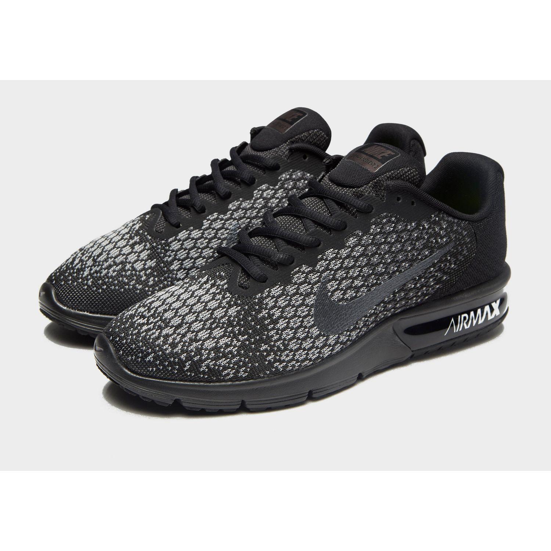 7dec936157 Nike - Black Air Max Sequent 2 for Men - Lyst. View fullscreen