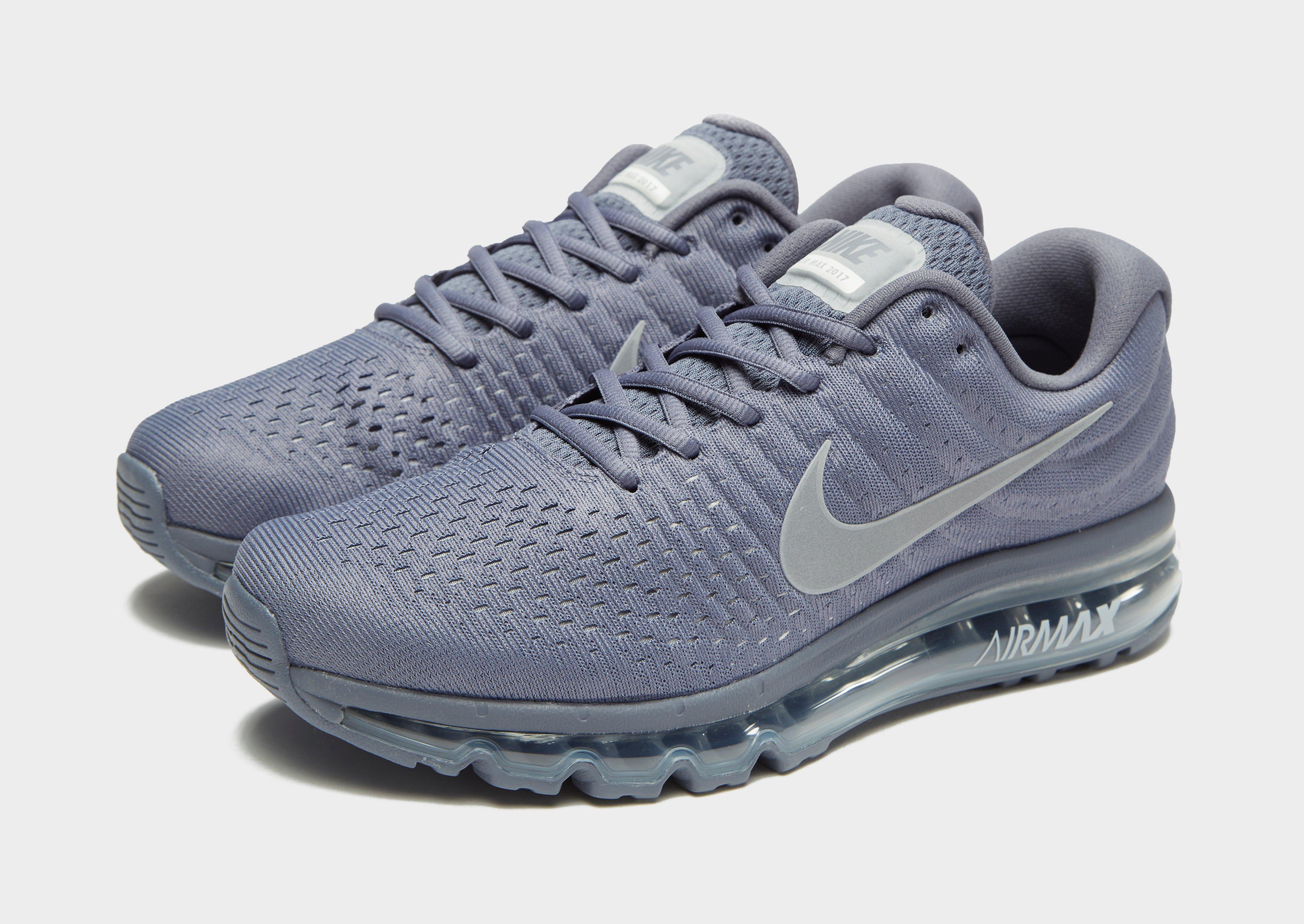 wholesale dealer dc2bc 928e2 Nike Air Max 2017 in Gray for Men - Lyst