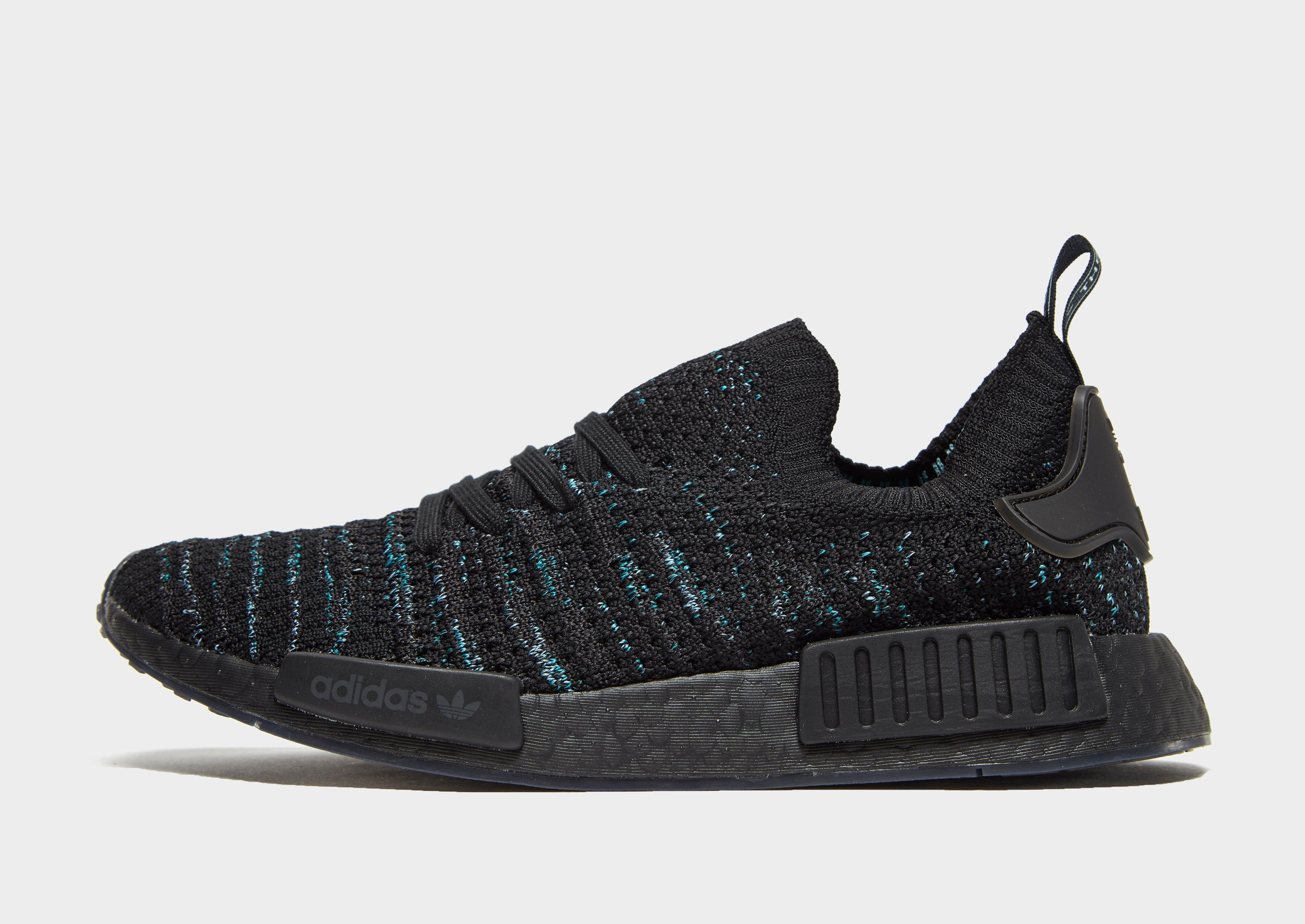 63626ffdc Lyst - adidas Originals Nmd r1 Stlt Parley in Black for Men