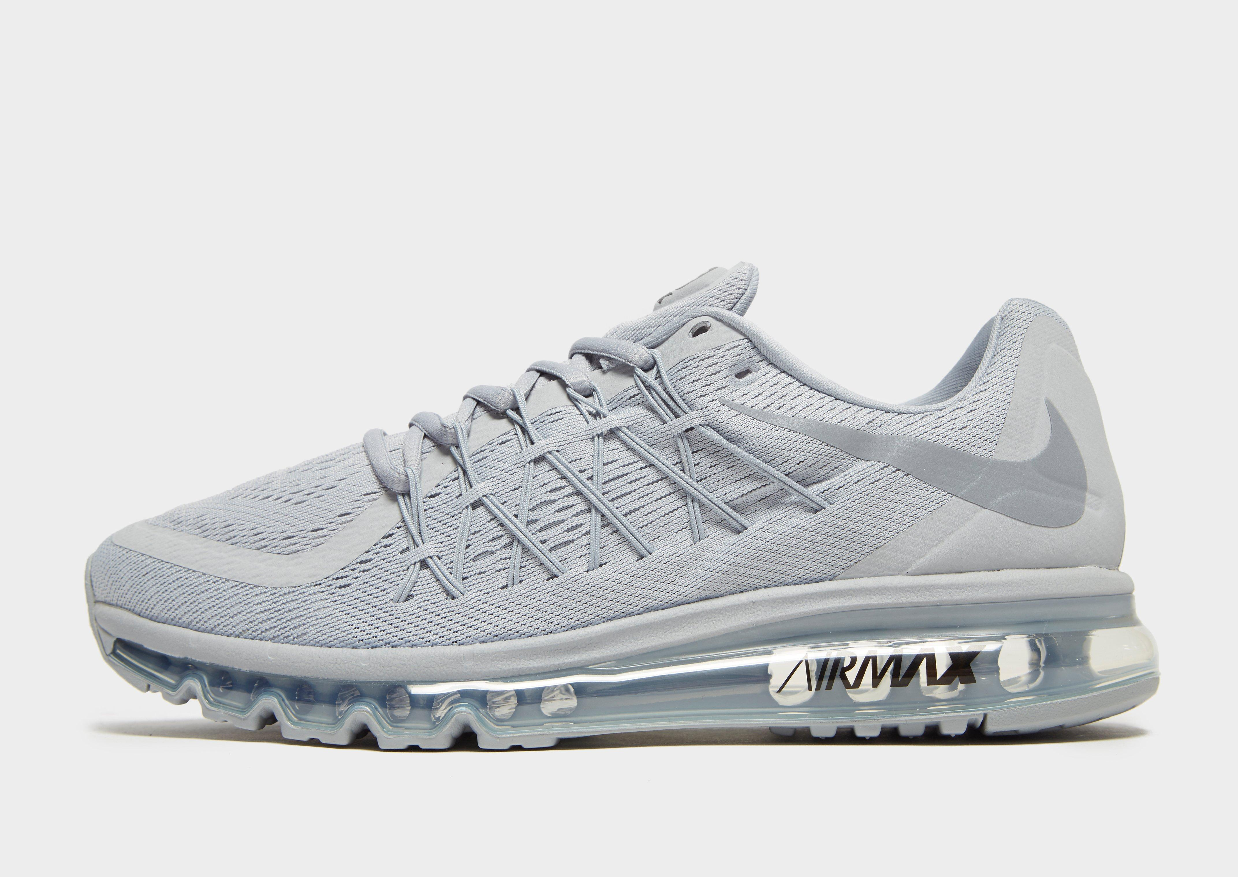 new concept 89f5c 1a1ee Lyst - Nike Air Max 2015 in Gray for Men