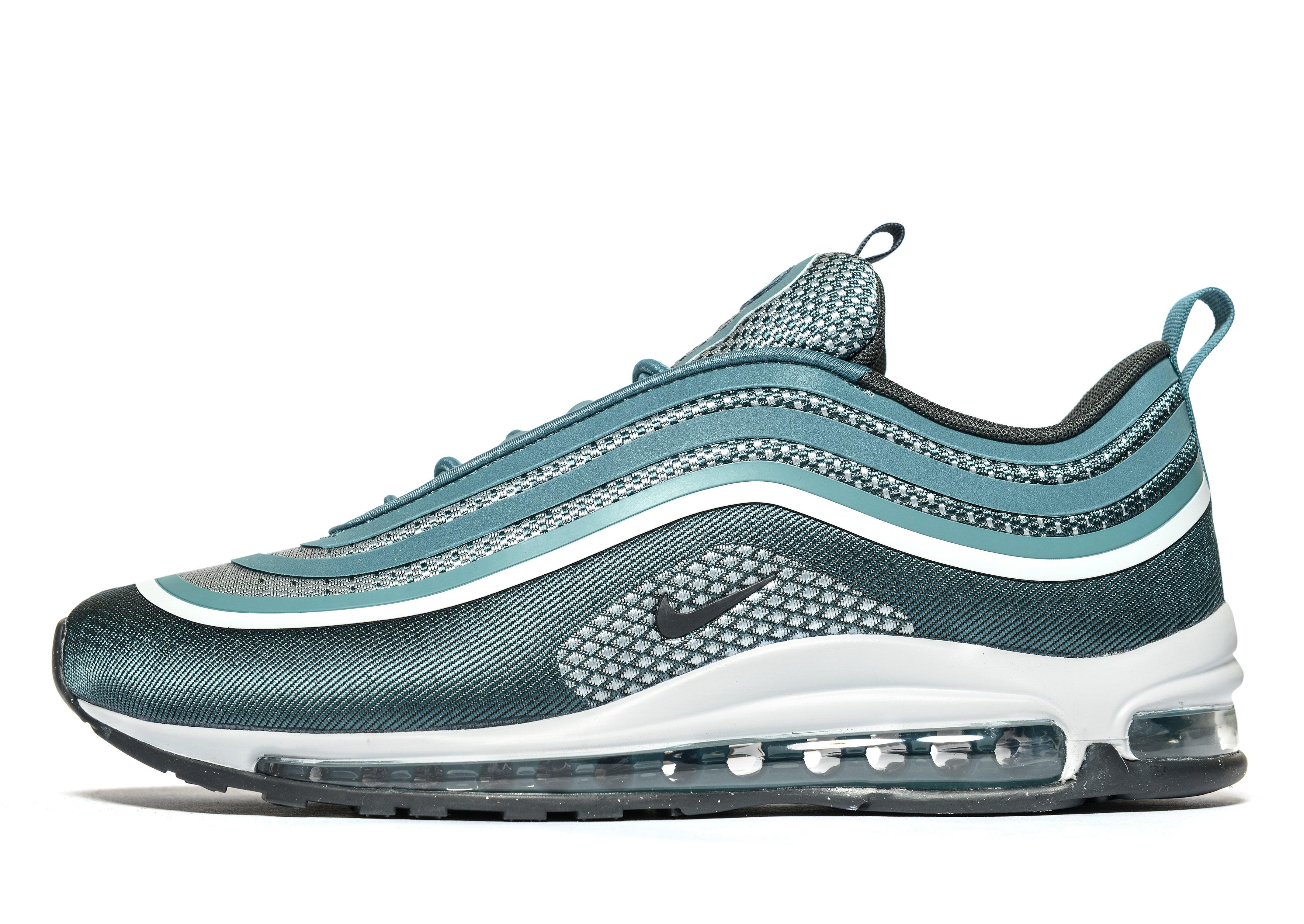 lyst nike air max 97 ultra in blue for men. Black Bedroom Furniture Sets. Home Design Ideas