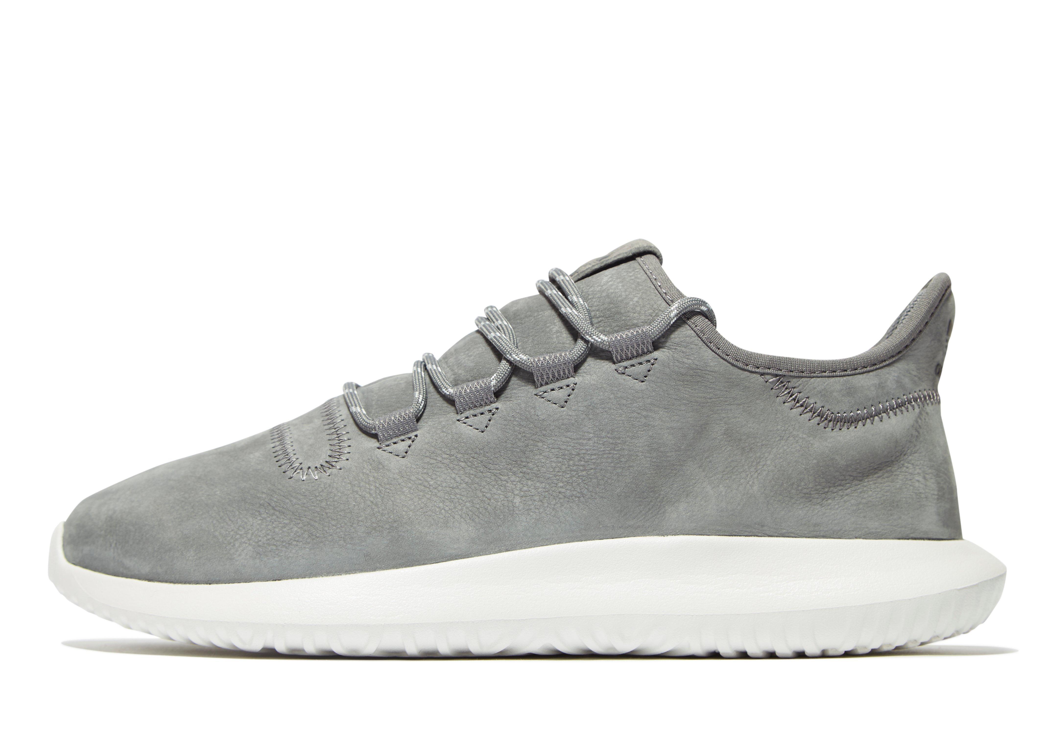 ... shoes size 11 6633b e1072  inexpensive adidas originals. mens gray tubular  shadow leather f41c0 f8721 d288237fb