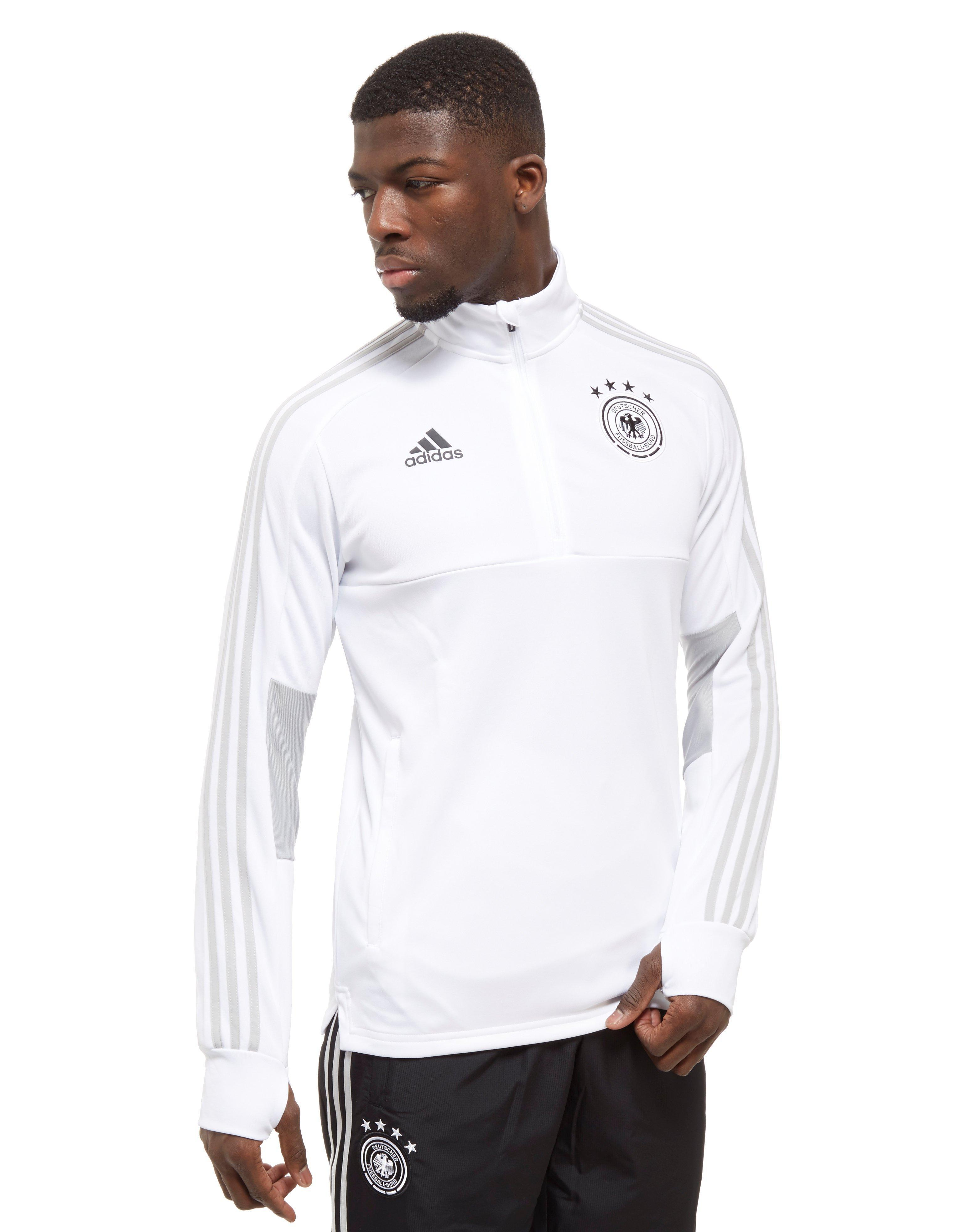 658b046d6 adidas Germany 2018 Training Top in White for Men - Lyst
