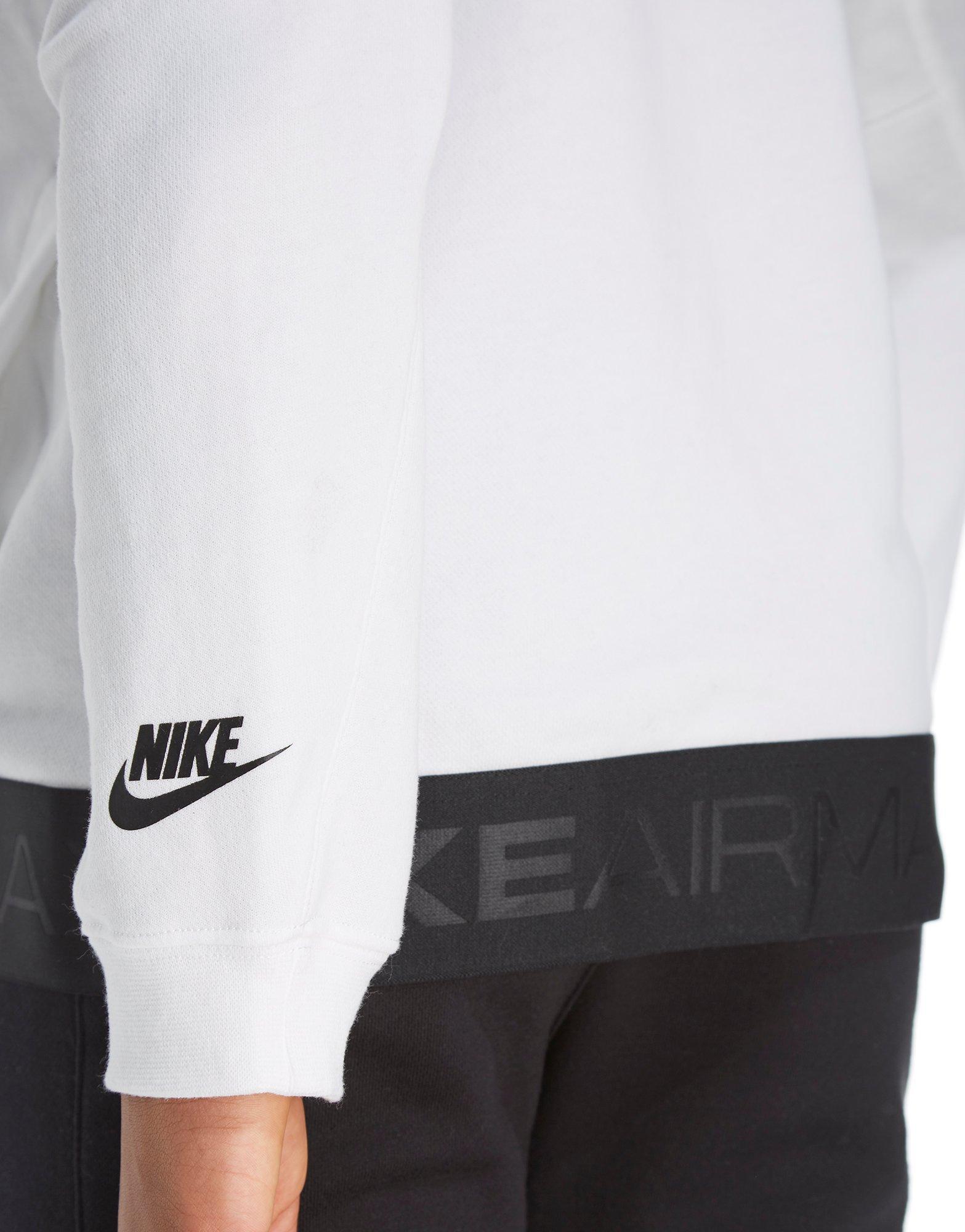 73812d252500 Lyst - Nike Air Max Hoodie Junior in White for Men