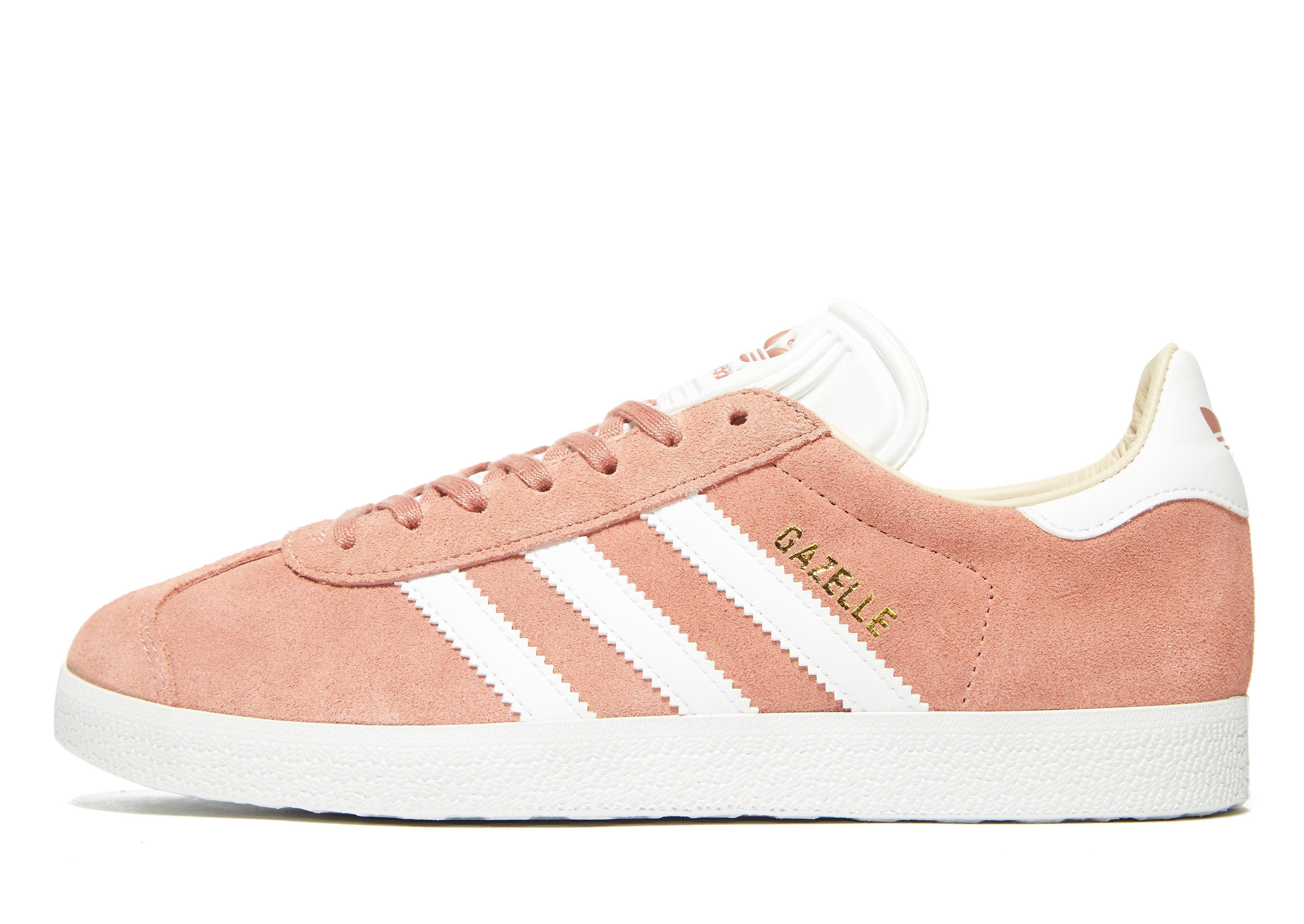 Lyst Adidas Originali Gazzella In Rosa Salva Il 26%