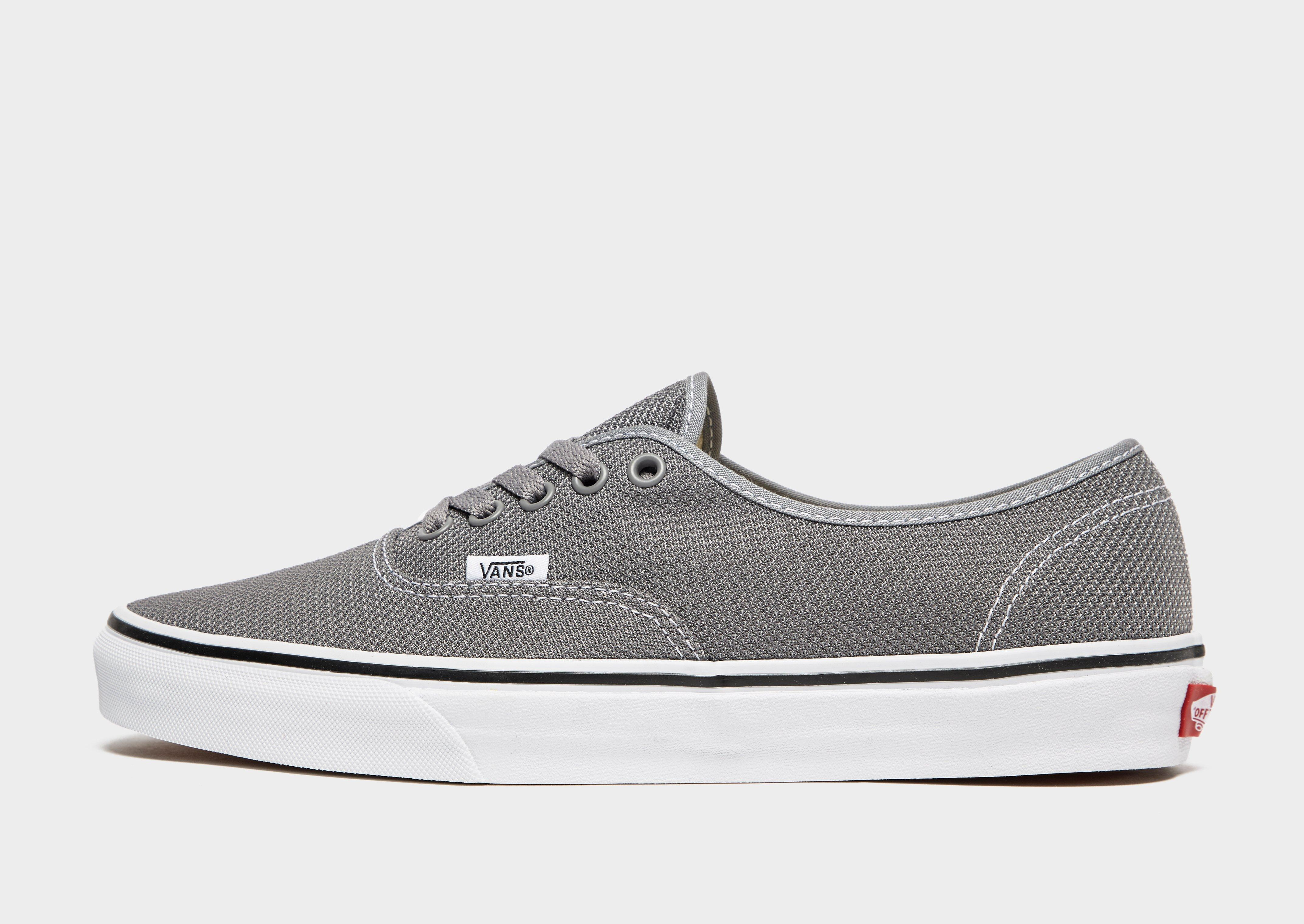 458a8c4036 Lyst - Vans Authentic in Gray for Men - Save 17.391304347826093%
