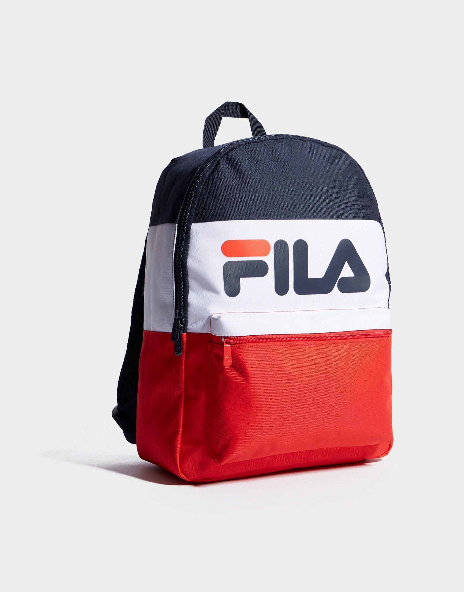 4f4de6ebb802 Lyst - Fila Vivian Backpack in Black for Men