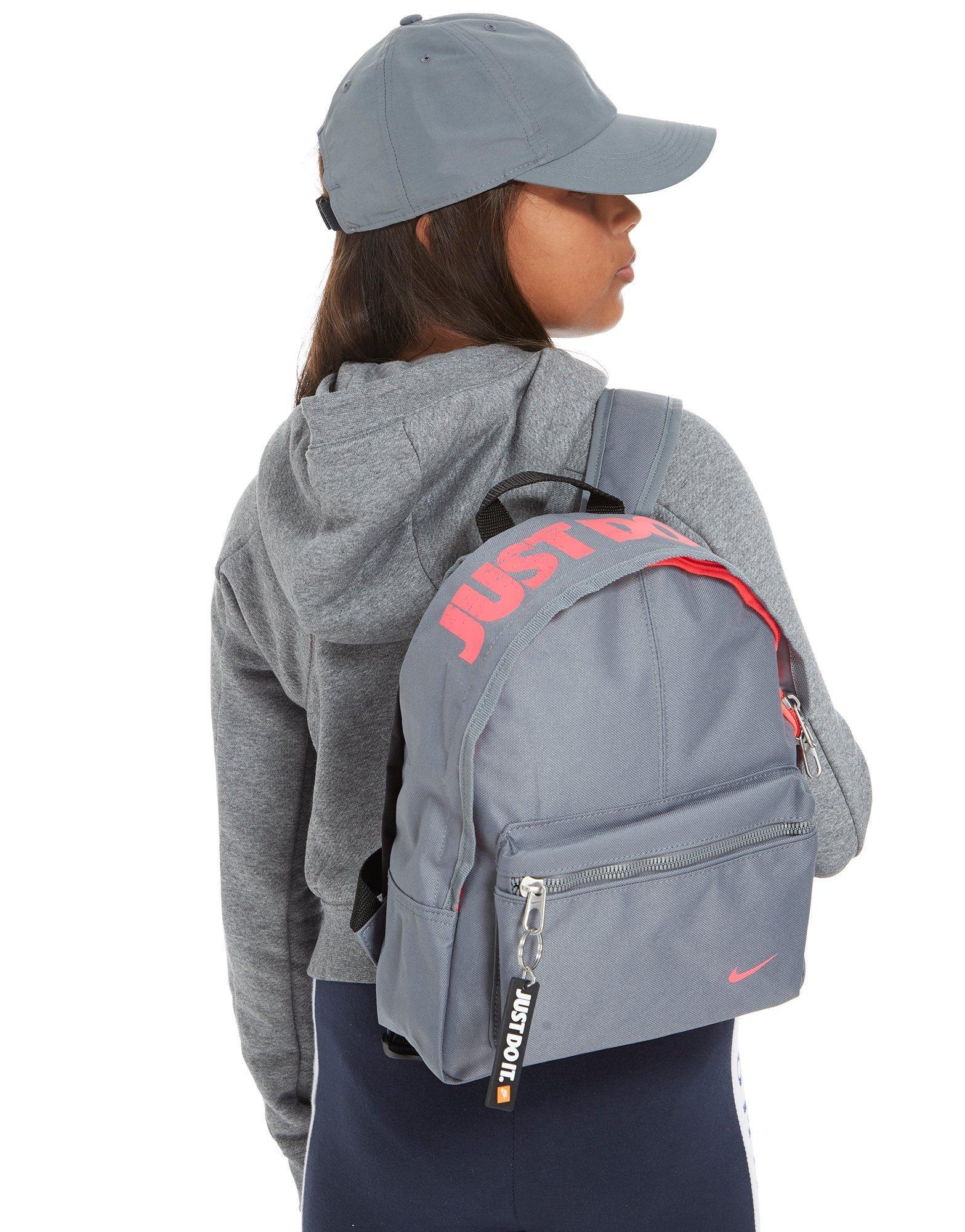 996b58a45b Nike Just Do It Mini Backpack Pink- Fenix Toulouse Handball