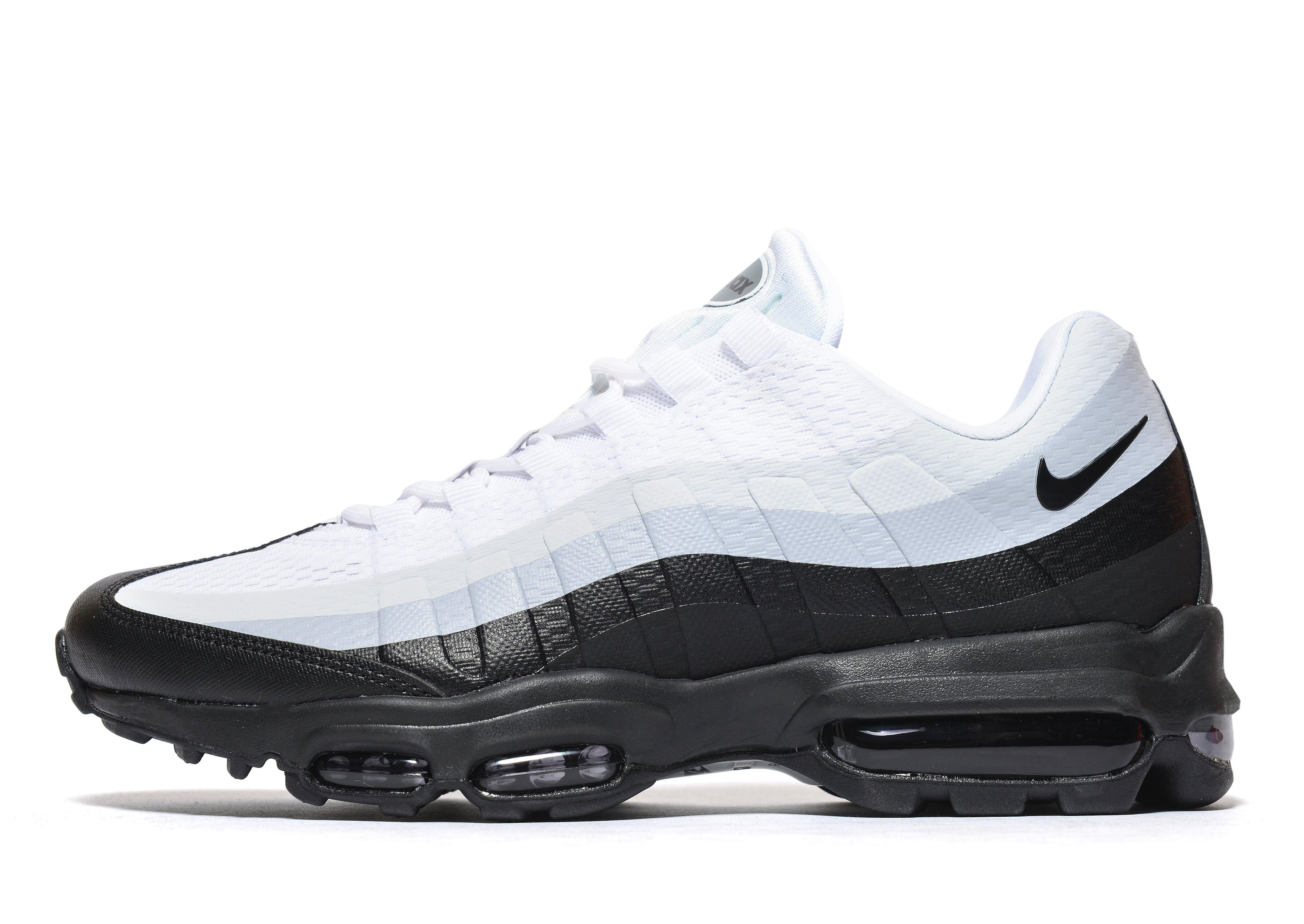 c1790358f8c58 Nike Air Max 95 Ultra Essential in White for Men - Lyst
