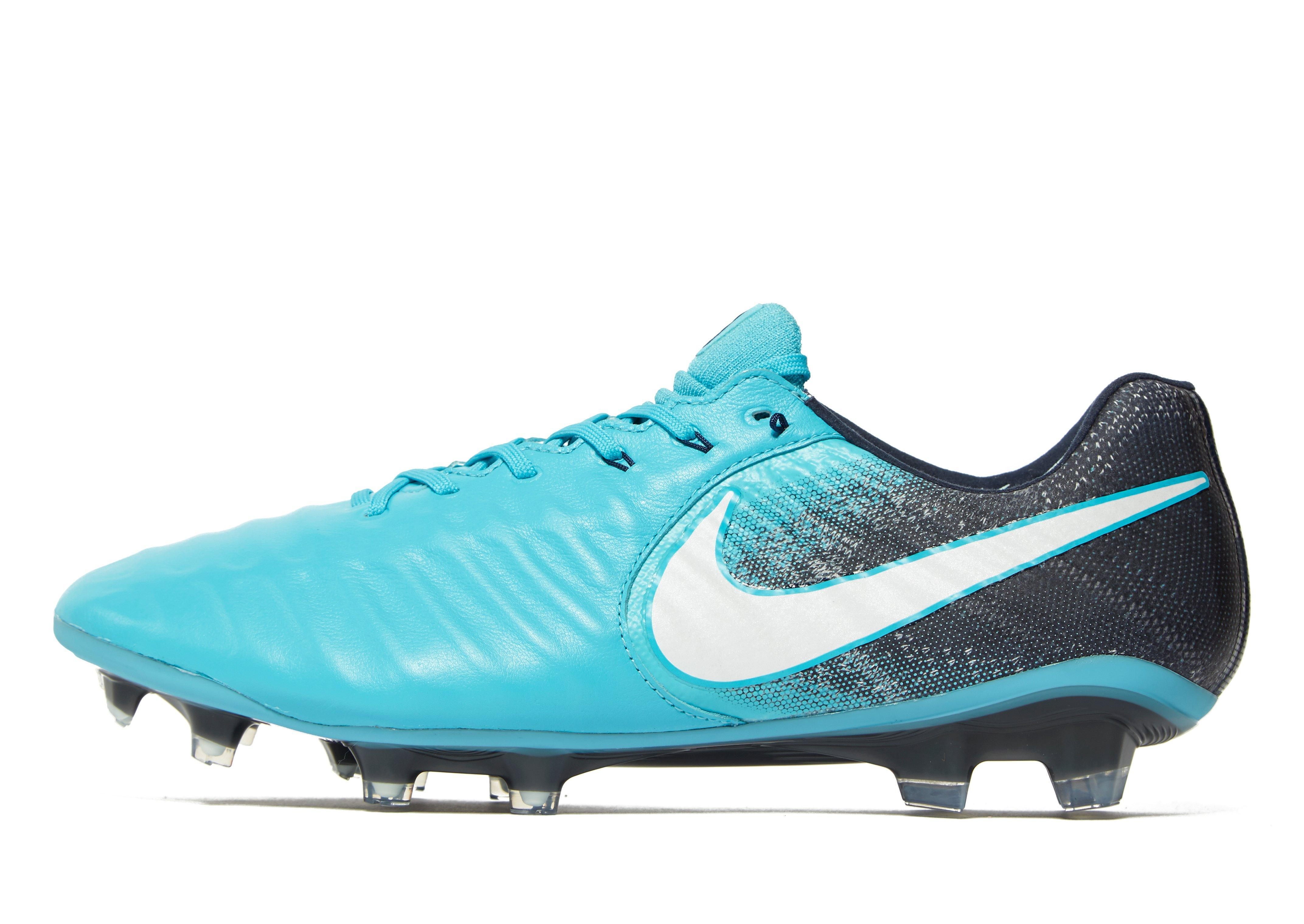 Lyst - Nike Fire And Ice Tiempo Legend Vii Fg in Blue for Men 826cdfb54d3