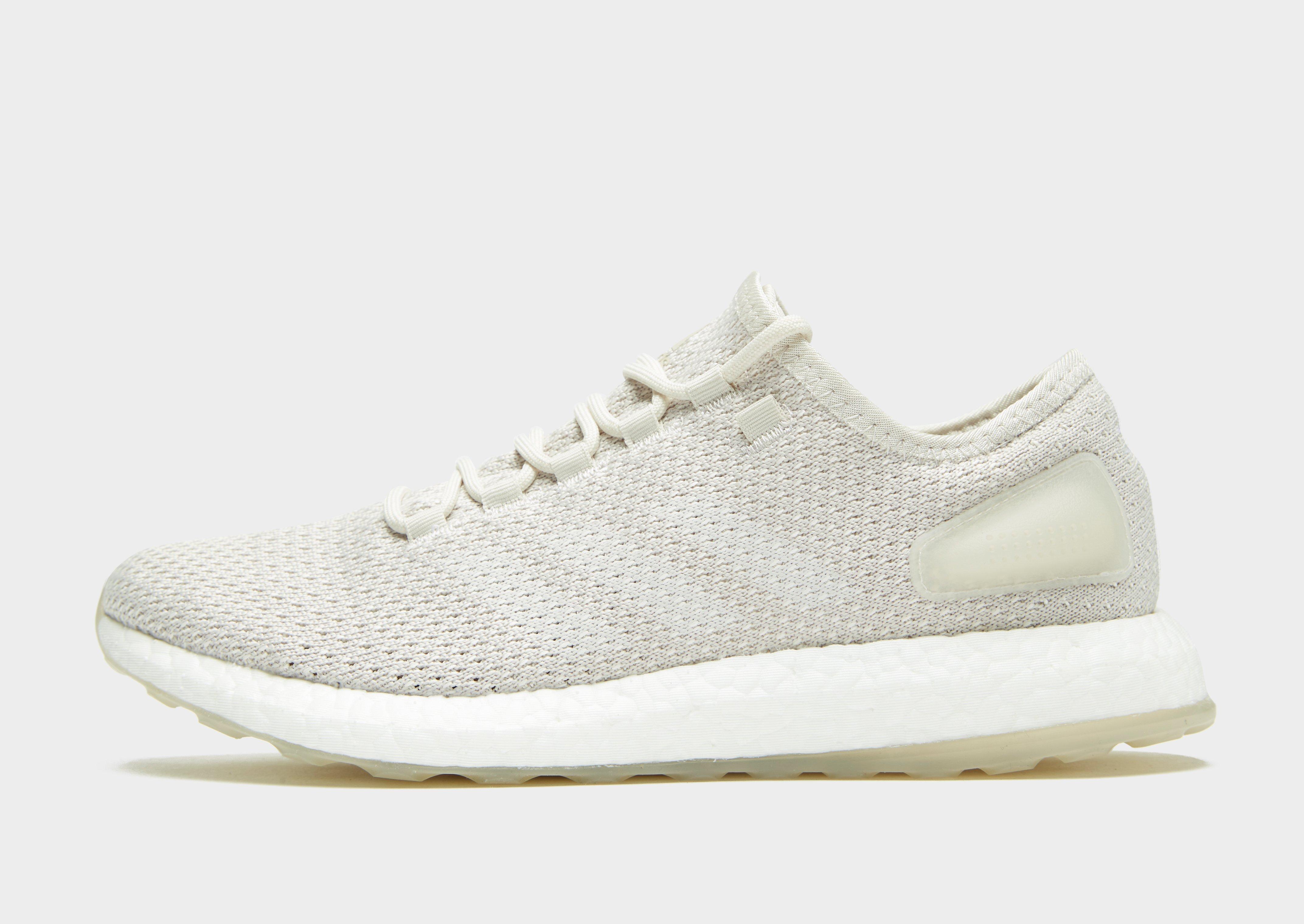 550ff06f7 Lyst - adidas Pureboost Clima in White for Men