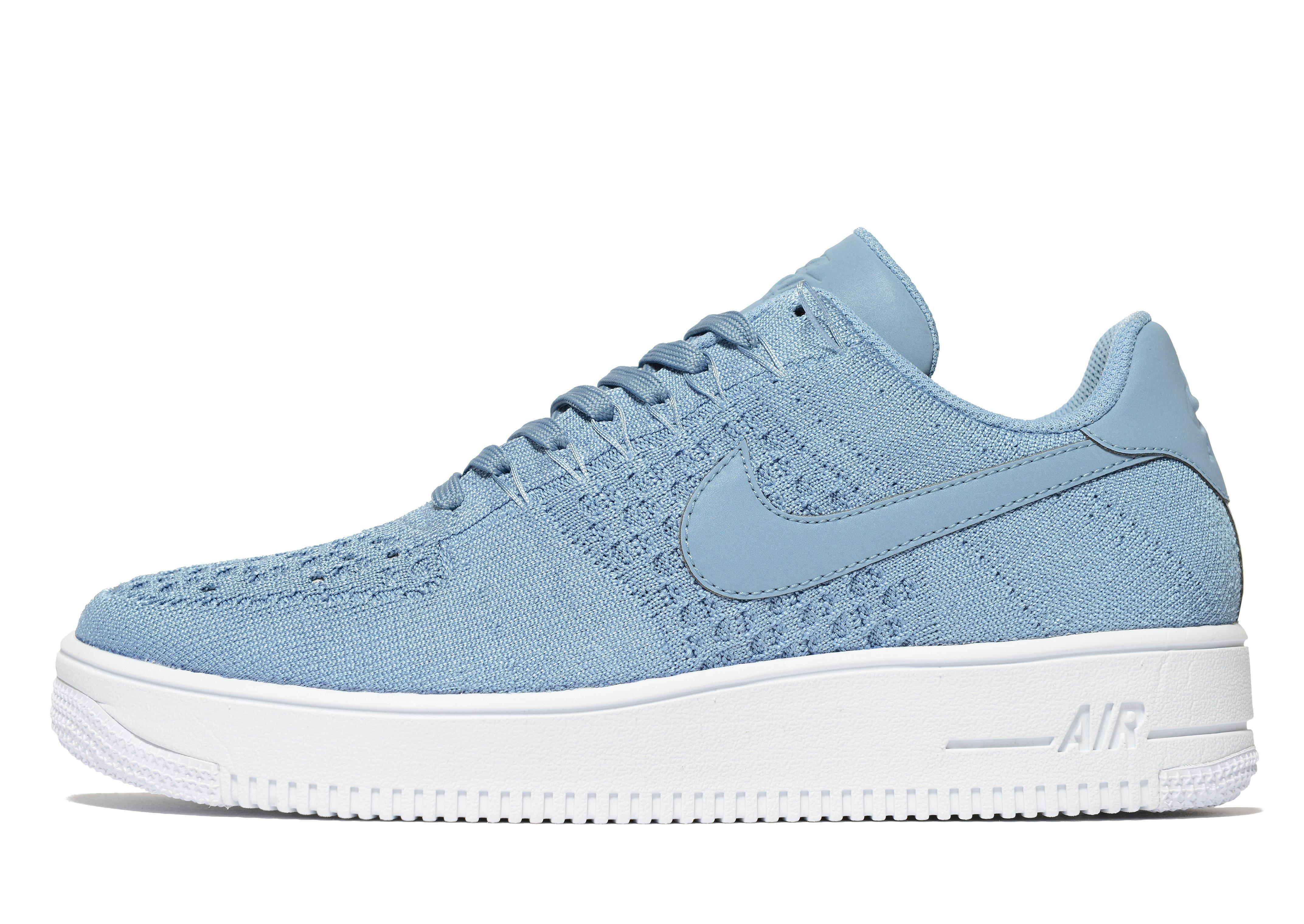 cheaper 32444 9a322 Gallery. Previously sold at  JD Sports · Women s Nike Flyknit Women s Nike  Air Force