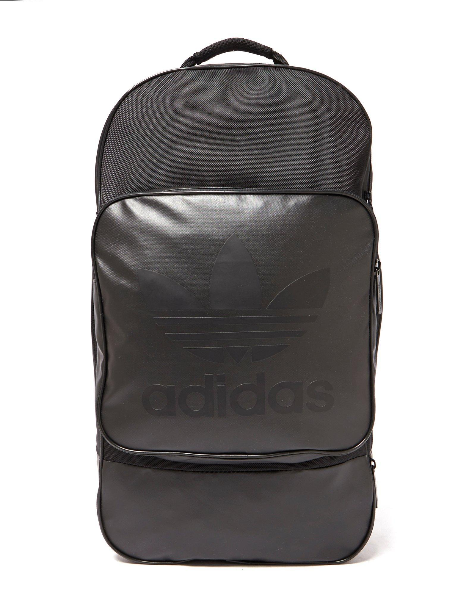 adidas Originals Street Sport Backpack in Black for Men - Lyst 19f1b608dc375