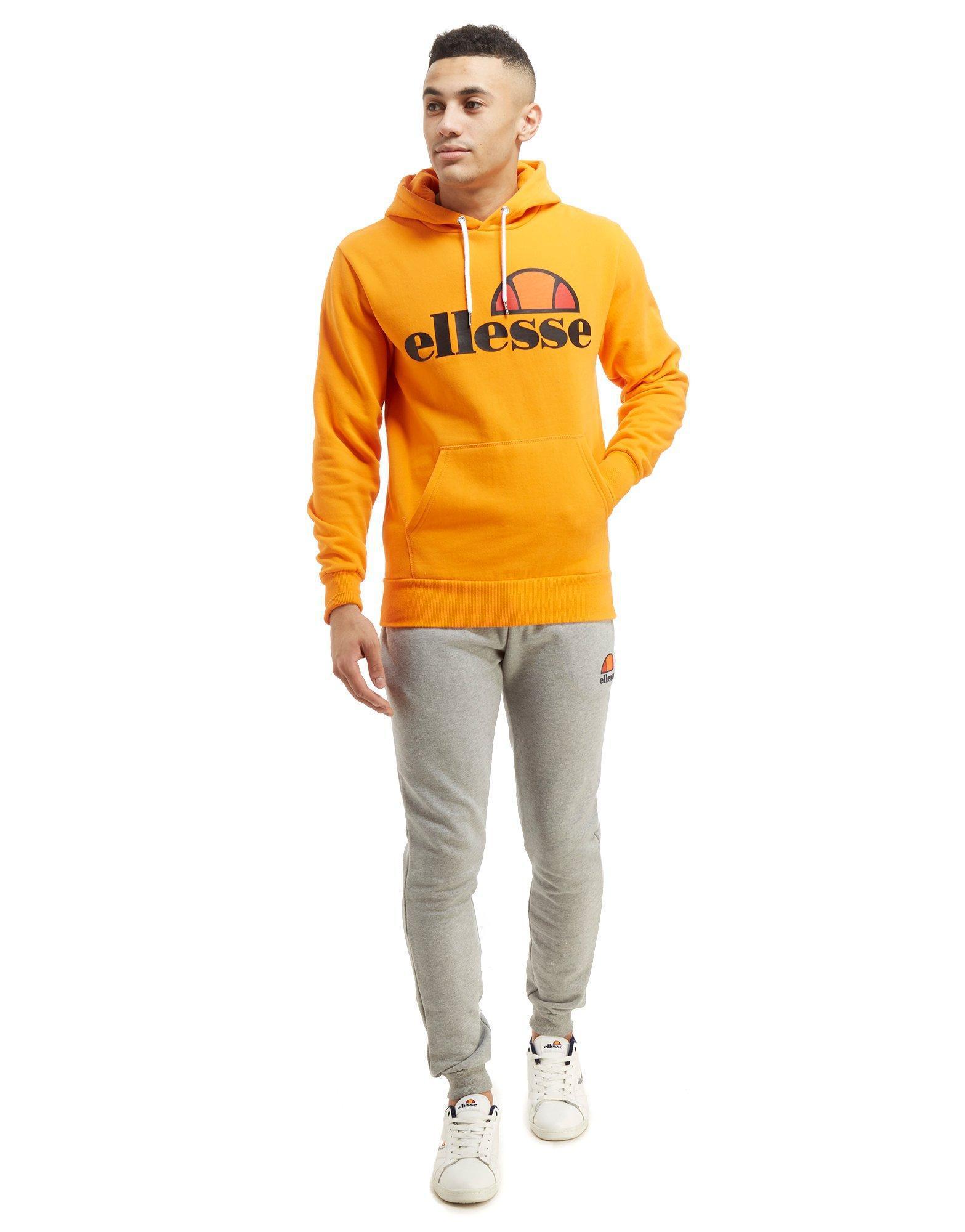 c4951fe6f73eea Lyst - Ellesse Gottero Overhead Hoodie in Orange for Men