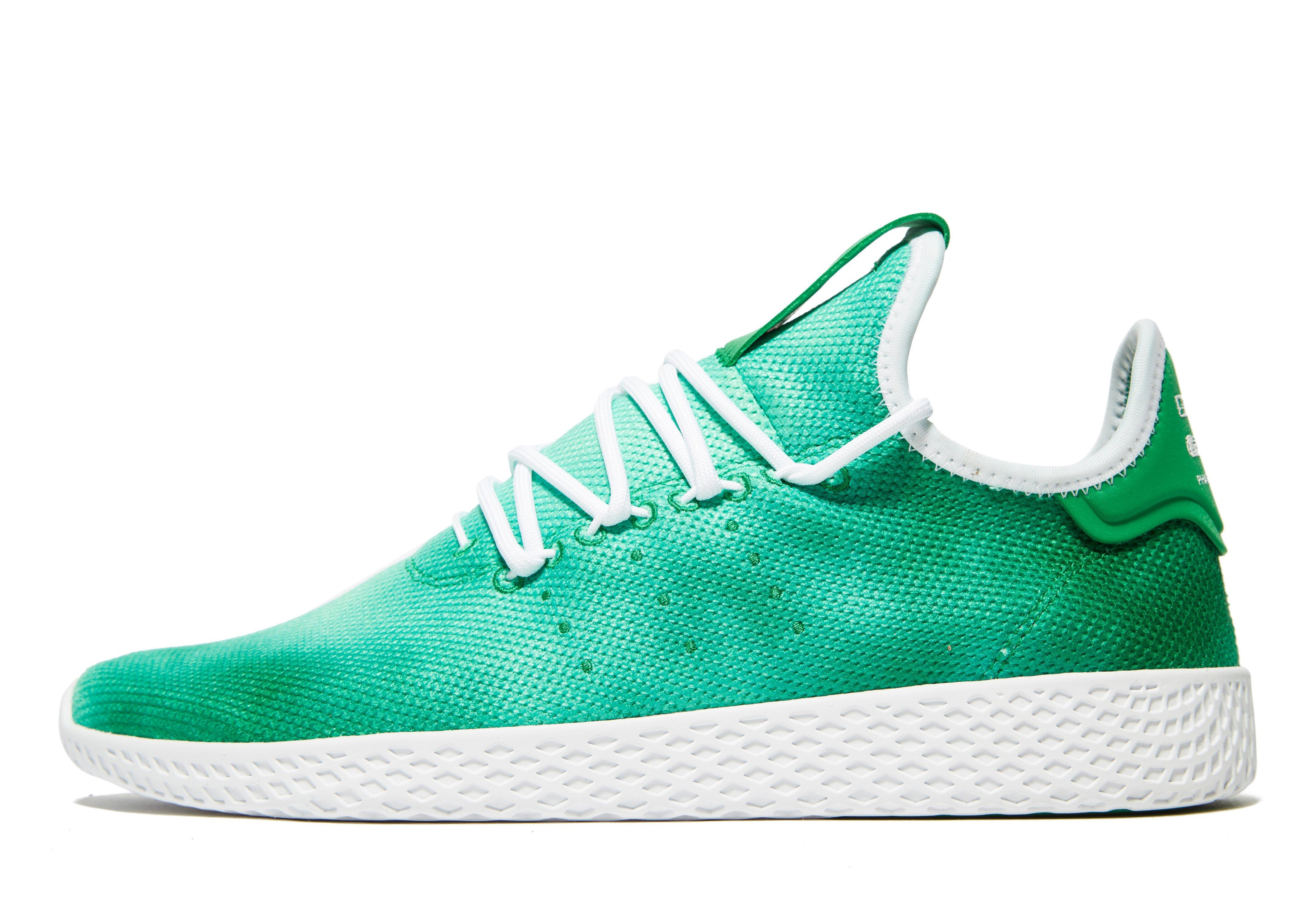 350df78bf Lyst - adidas Pw Hu Holi Tenn Grn in Green for Men