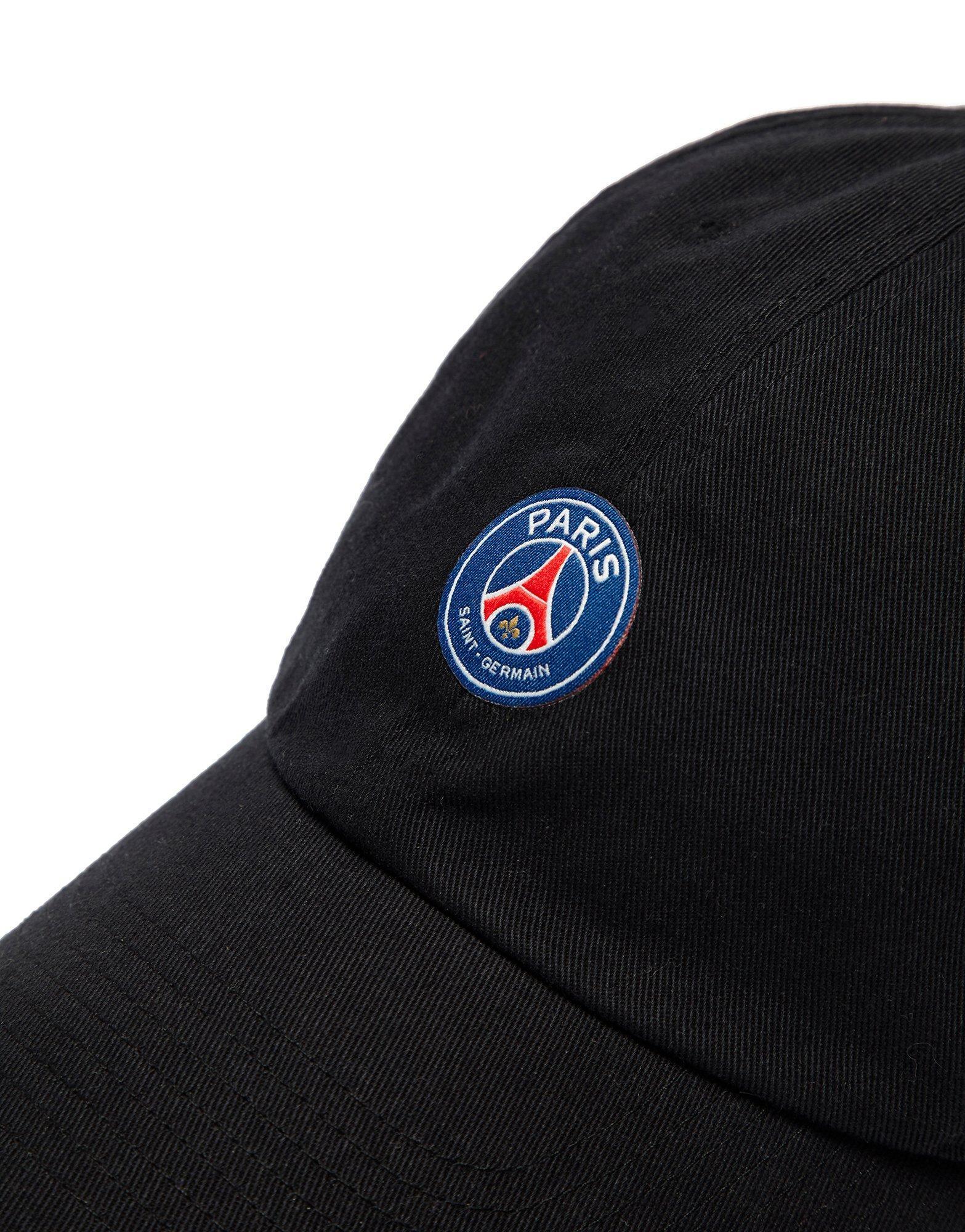 211bca9c237 Lyst - Nike Paris Saint Germain H86 Cap in Black for Men