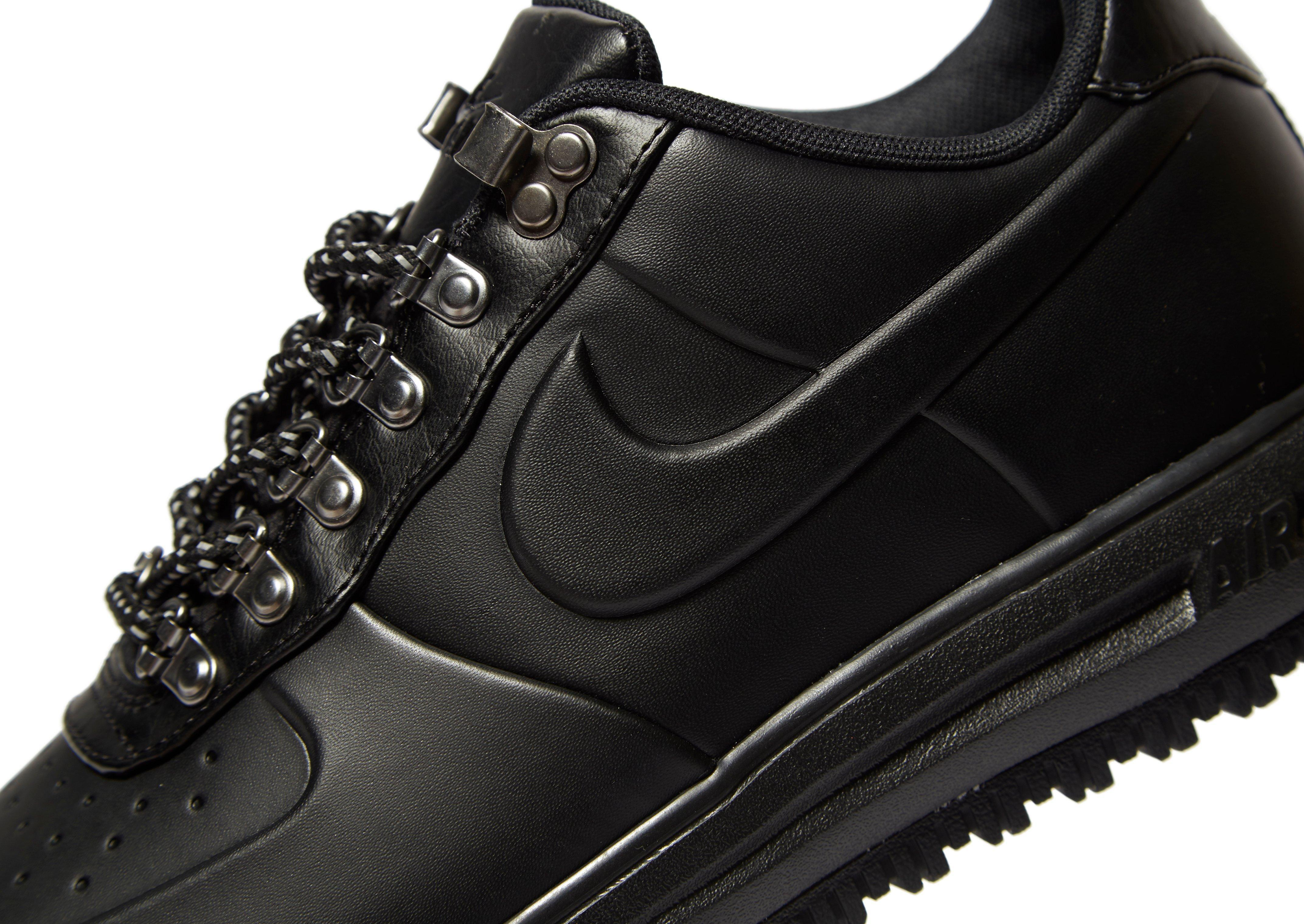 the latest 4c508 a05bf Nike Lunar Force 1 Duckboot Low in Black for Men - Lyst