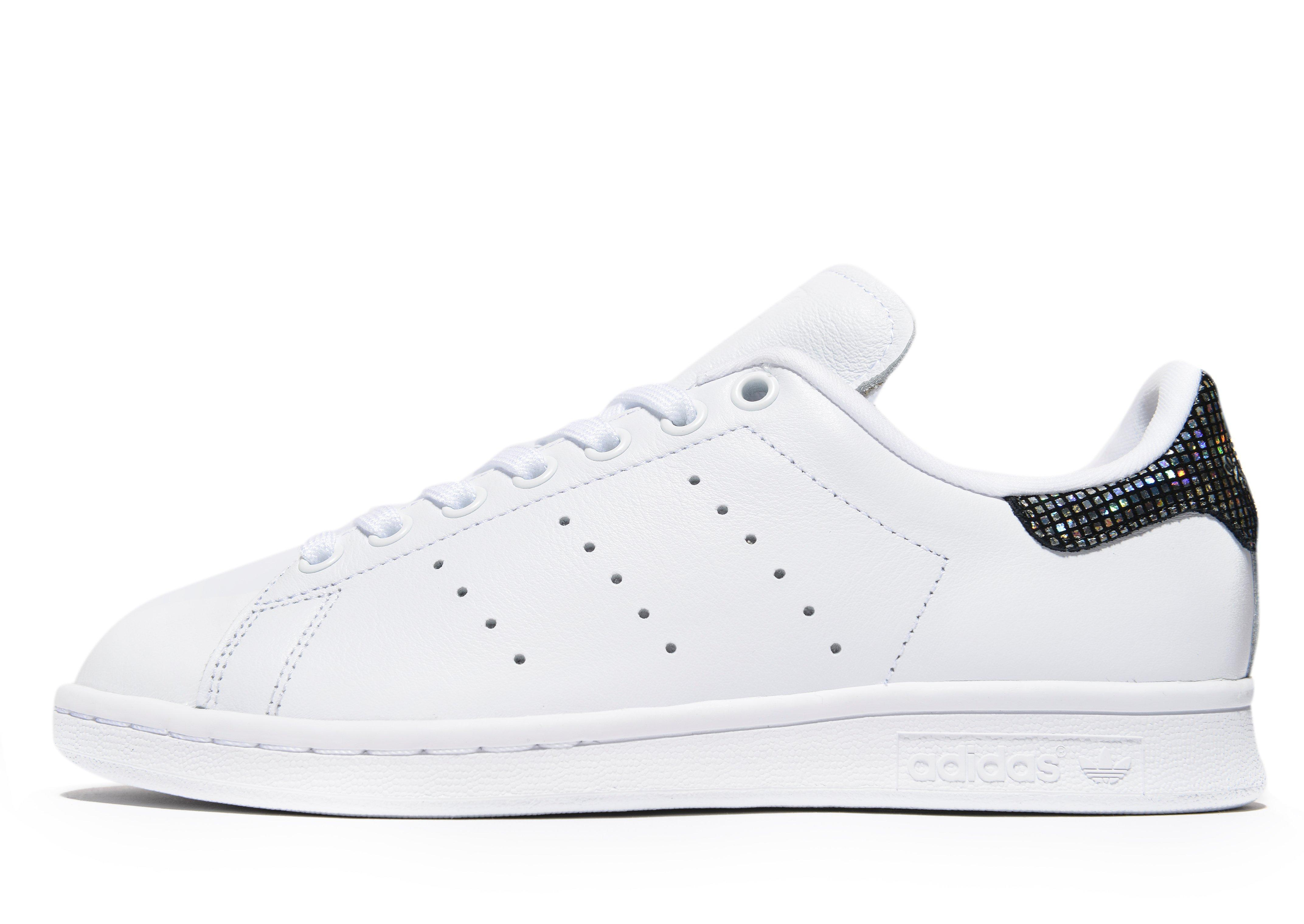 lyst adidas originals stan smith in white. Black Bedroom Furniture Sets. Home Design Ideas